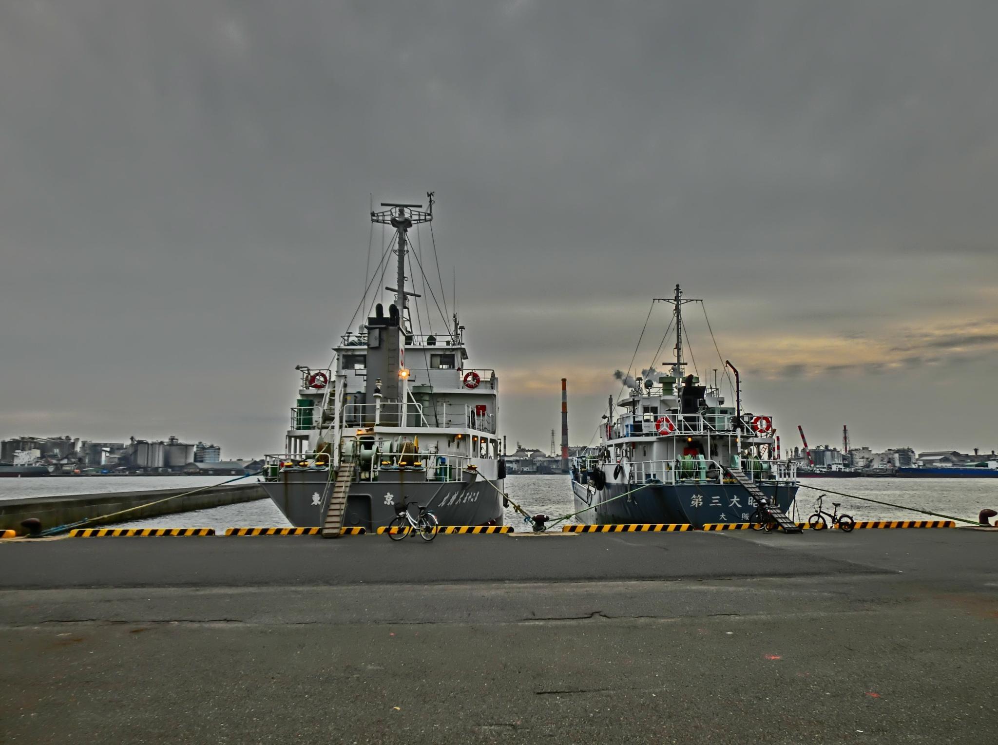 at port by takuya.murata.14