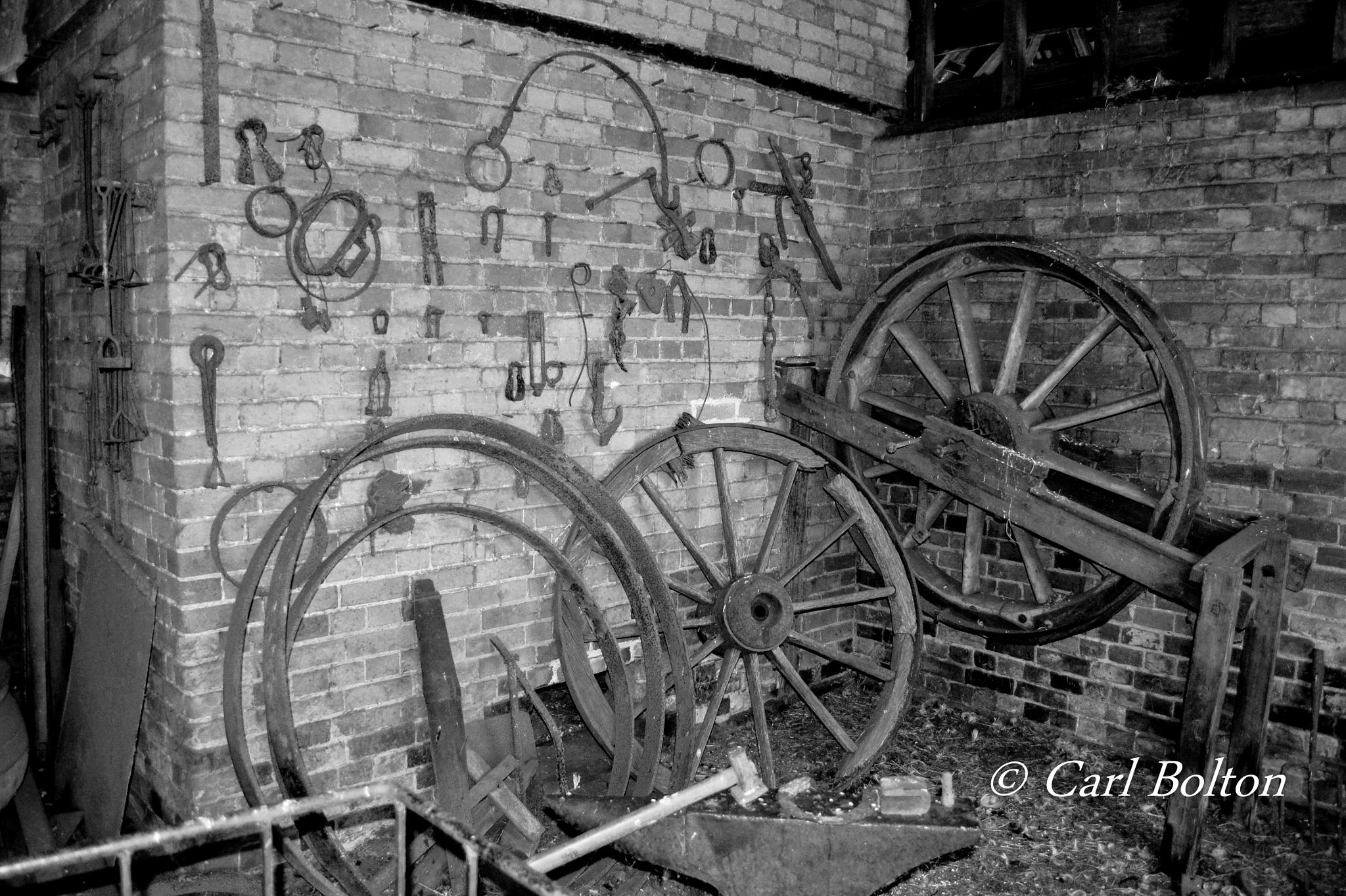 The Blacksmith's Shop by carl.bolton.5