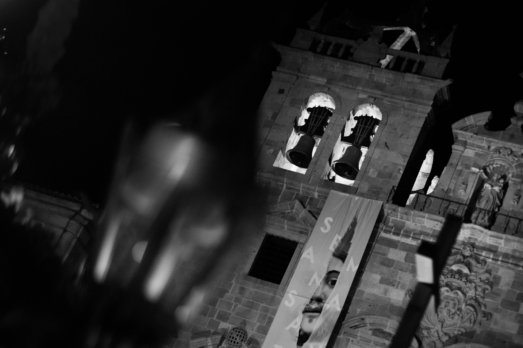 Stalking the churchyard by luisMartins