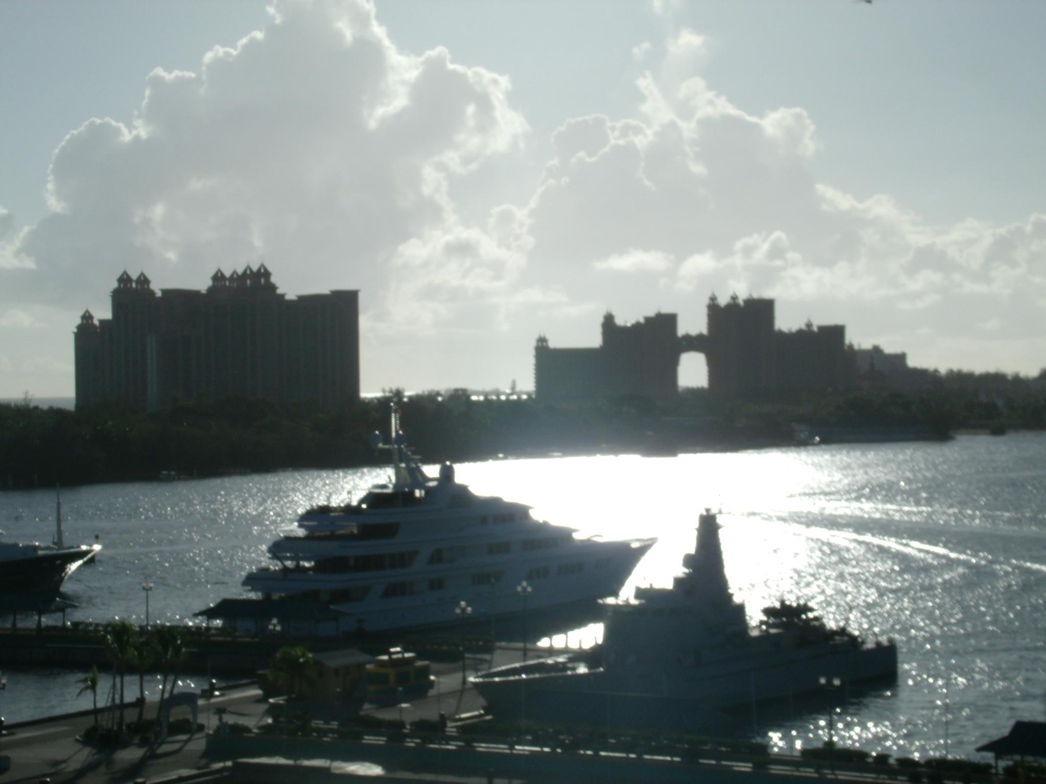 Atlantis Bahamas by Pamela Reese
