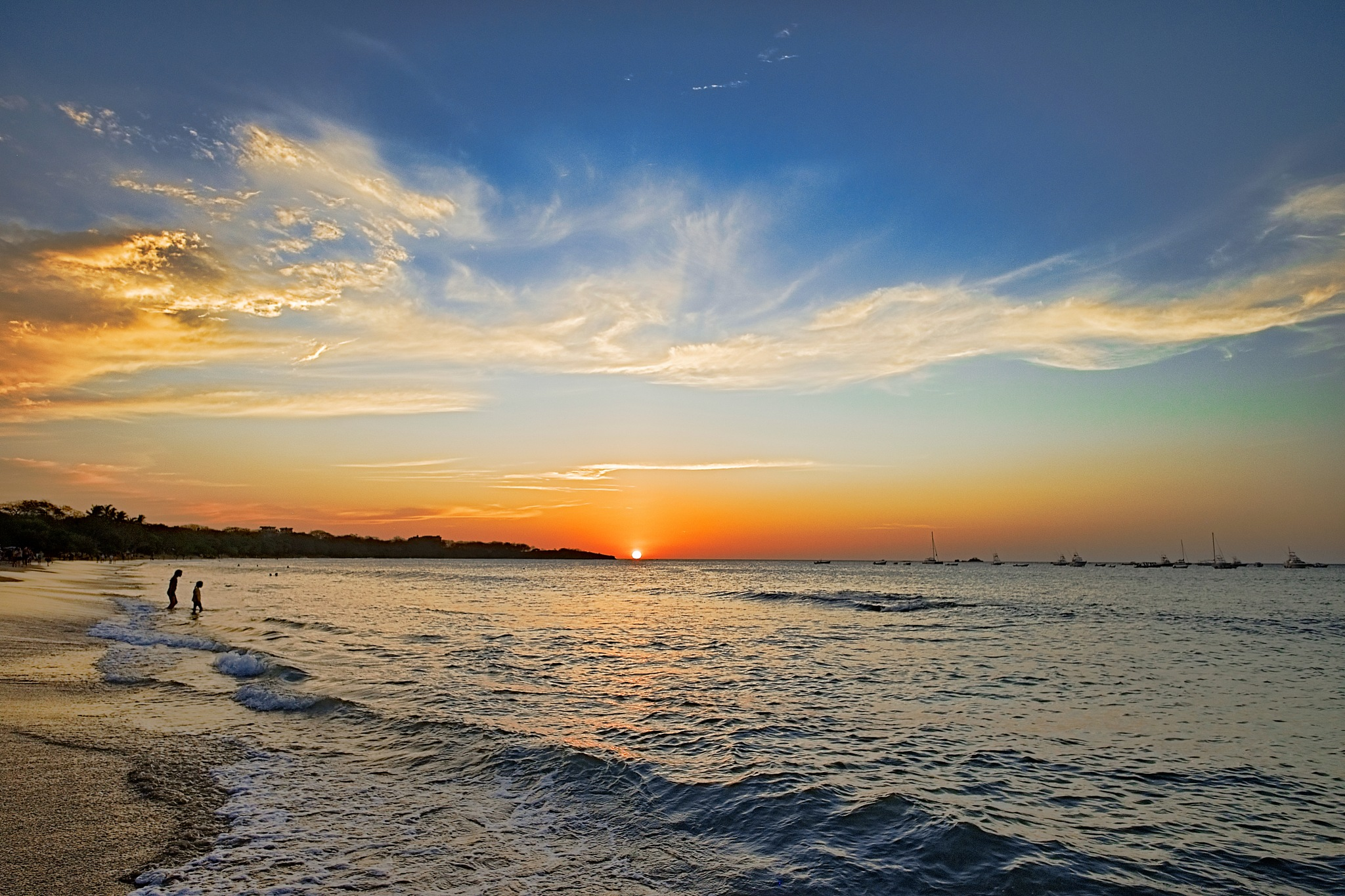 Sunset no 3 Yesterday by Smilin' Dog