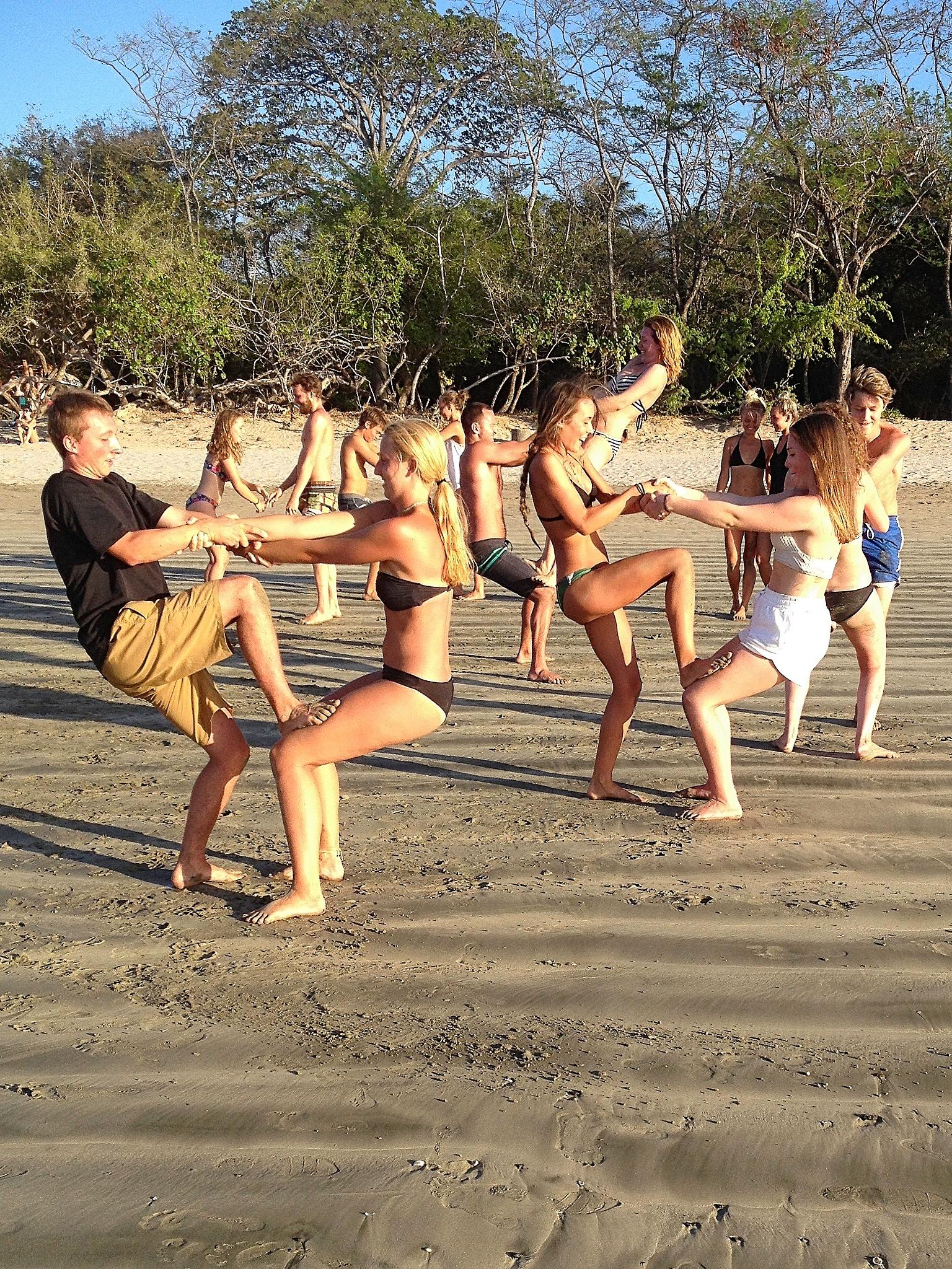 Dancing Yoga - Love, Trust & Energy by Smilin' Dog