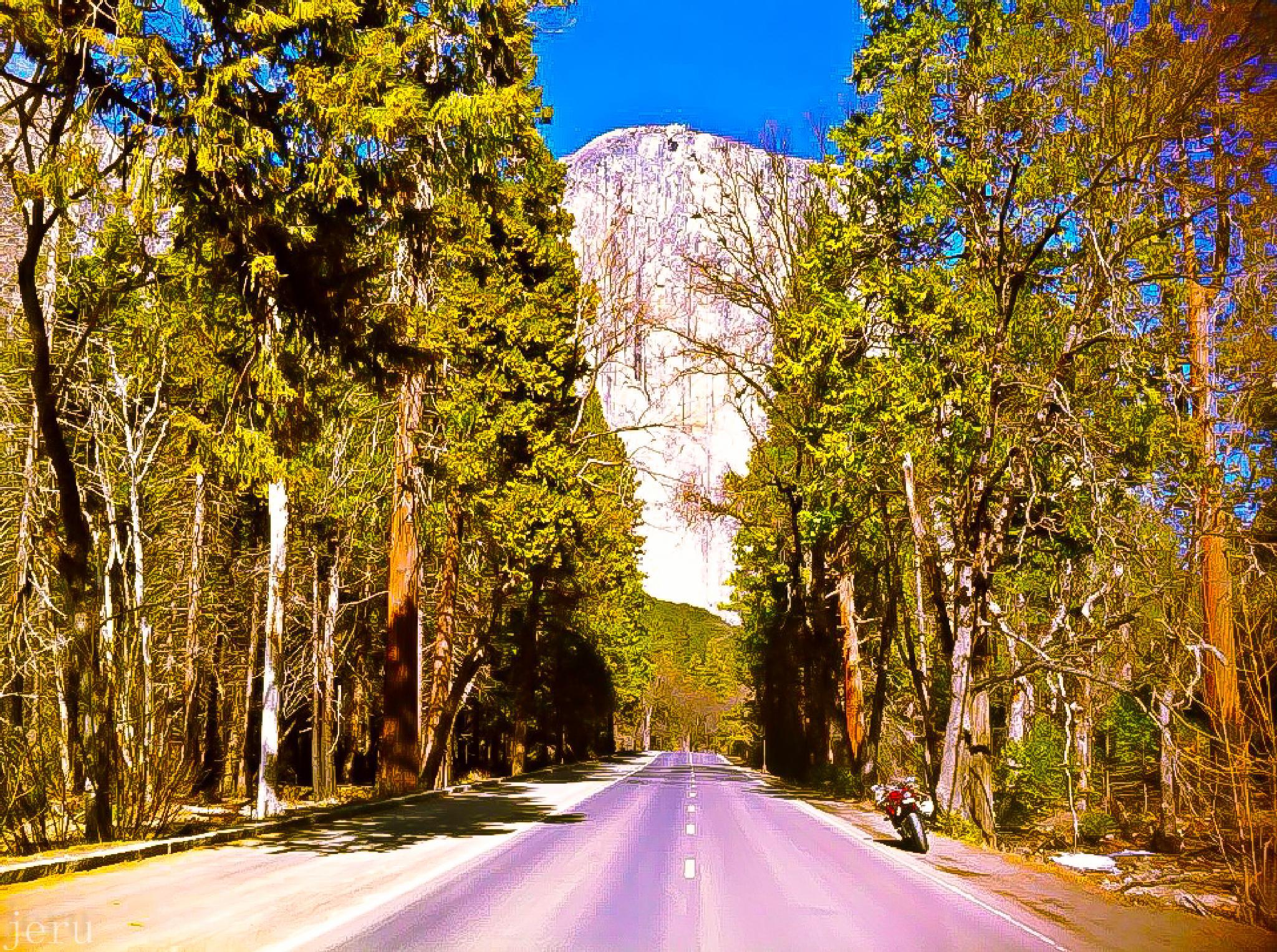 Yosemite by jeru.wheel