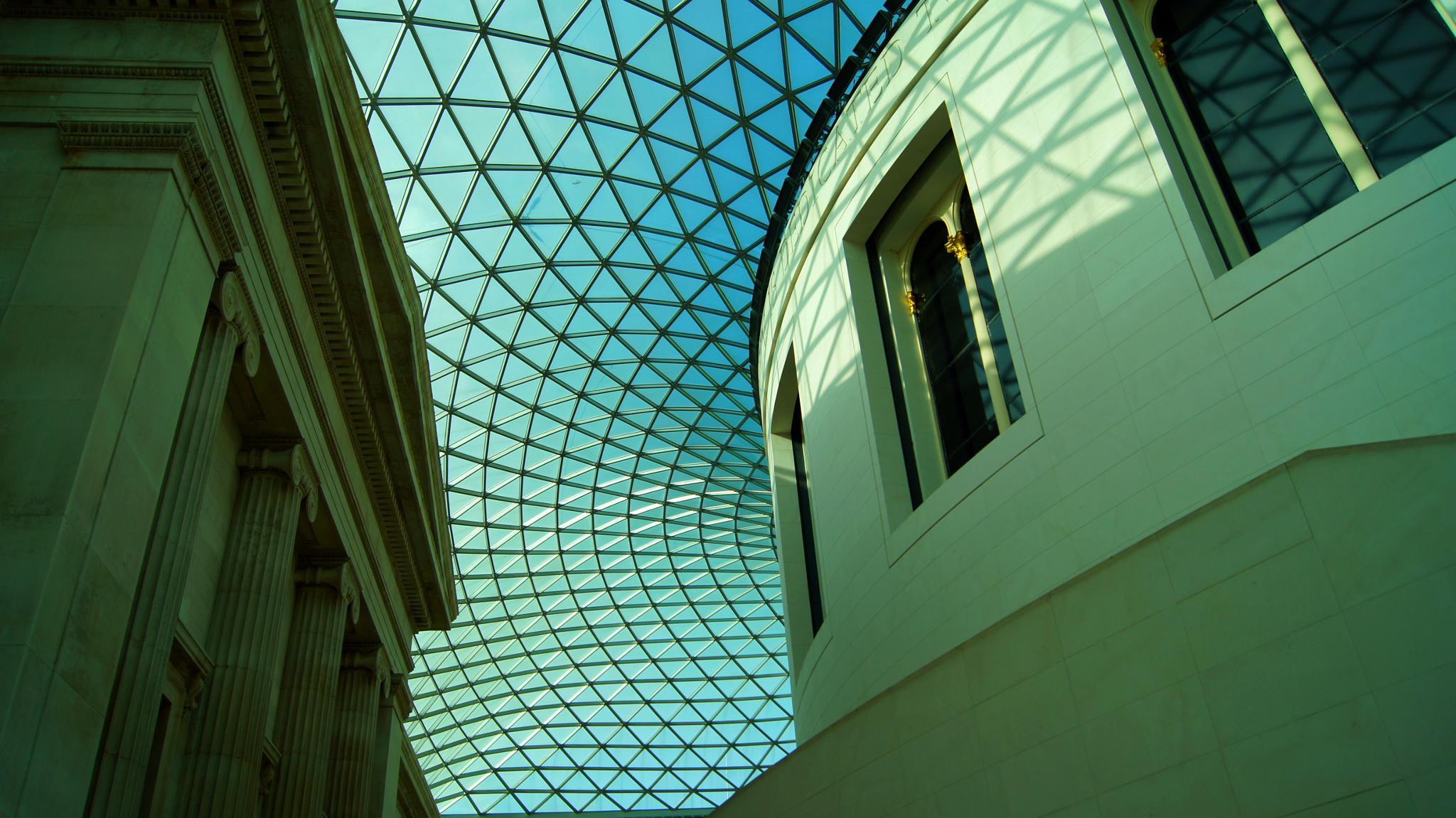 Photo in Architecture #museum #british #london