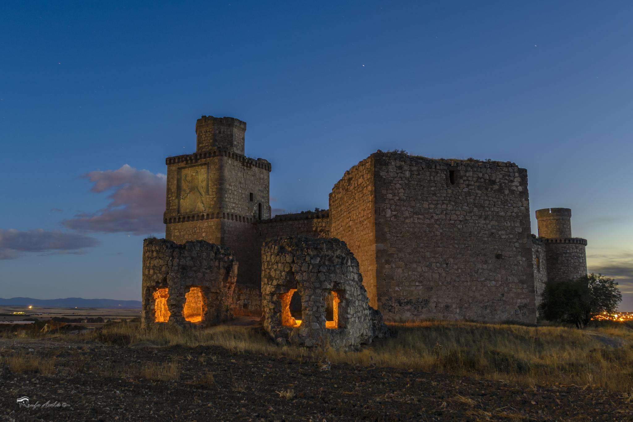 Castillo by Rodri