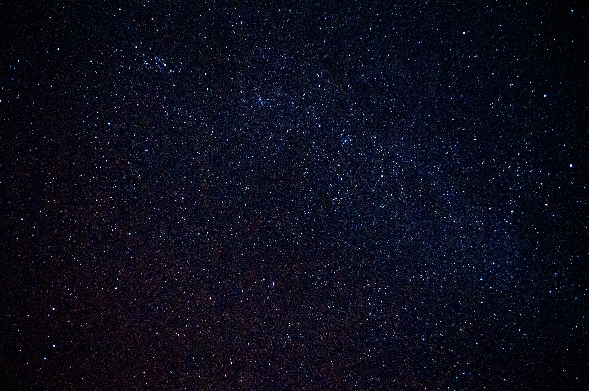 starry skies by LouiseKaye