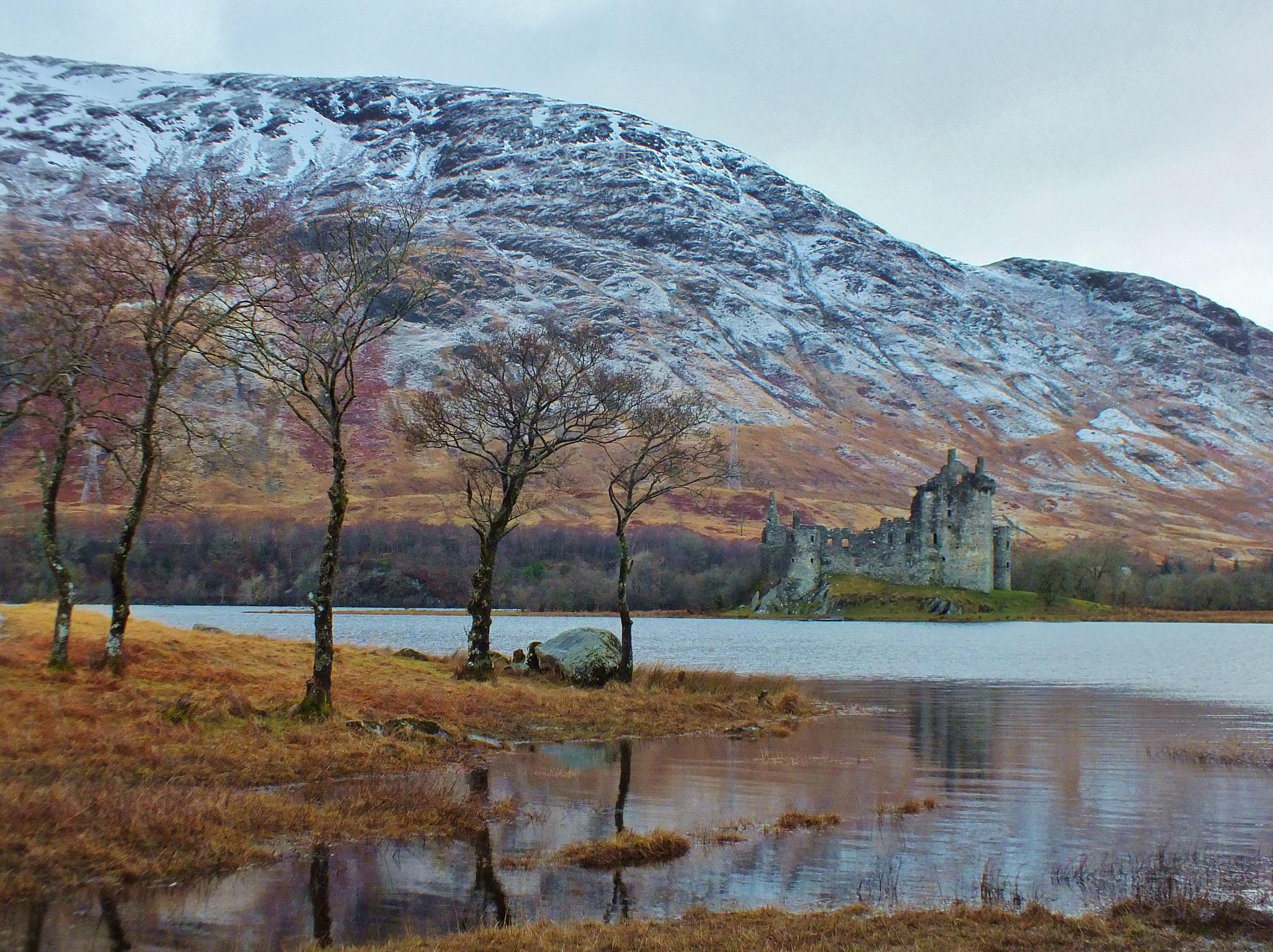 Photo in Landscape #kilchurn castle #scotland