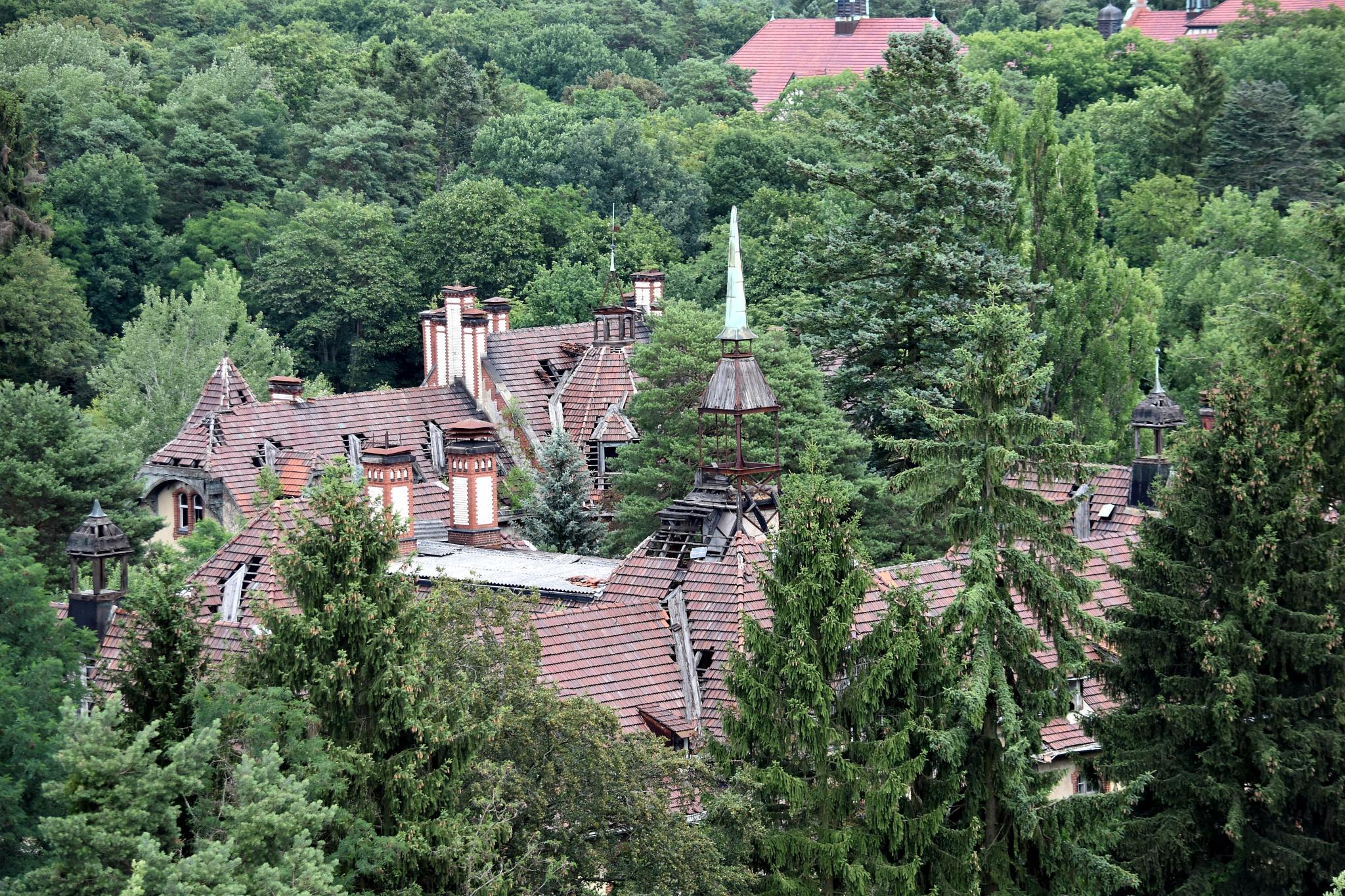 Beelitzer Heilstätten 2 by ronny.gebs