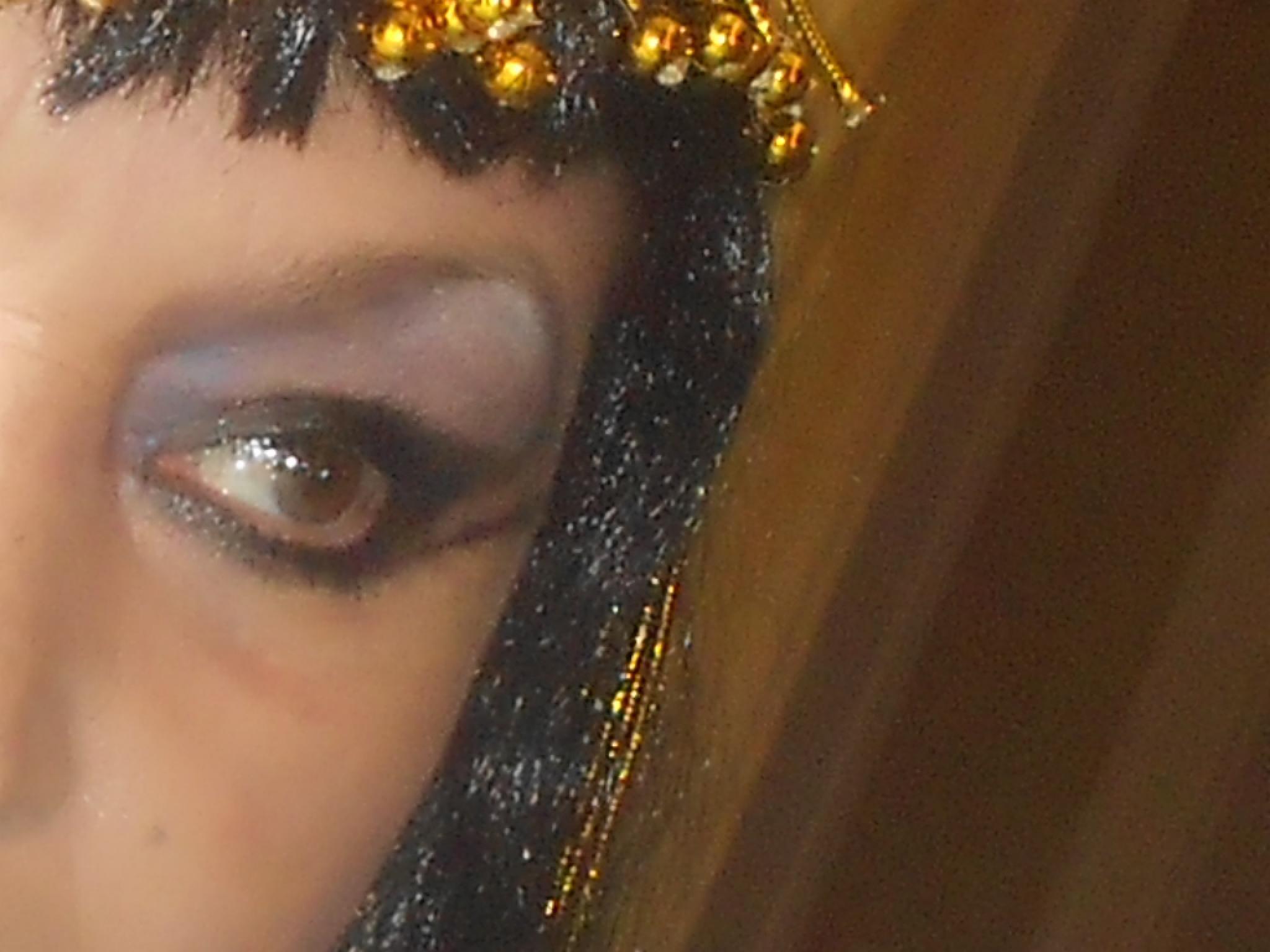 Eye of Cleo  by Zany Dee