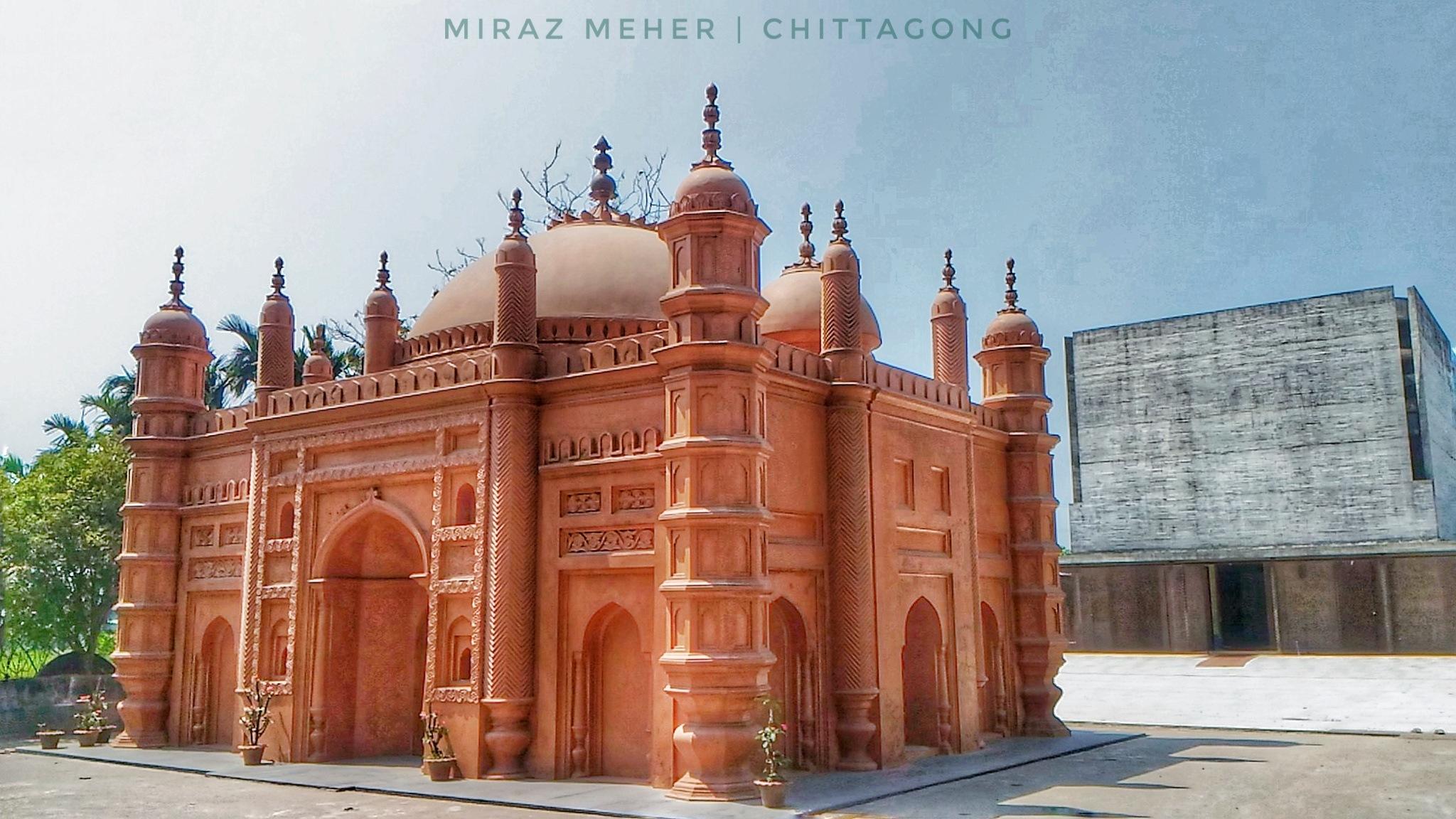 Chowdhury Mosque by Miraz Meher