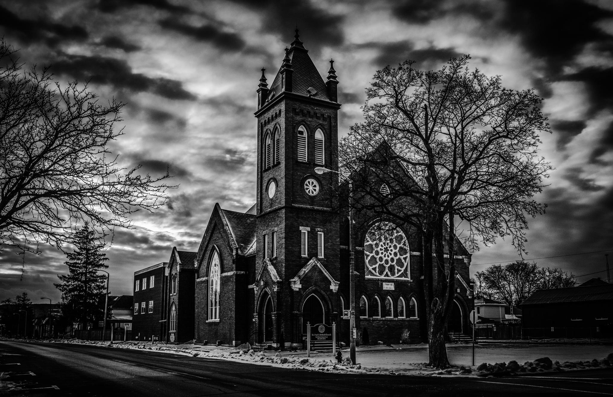 St Paul's Church  Milton Ontario by kajen746