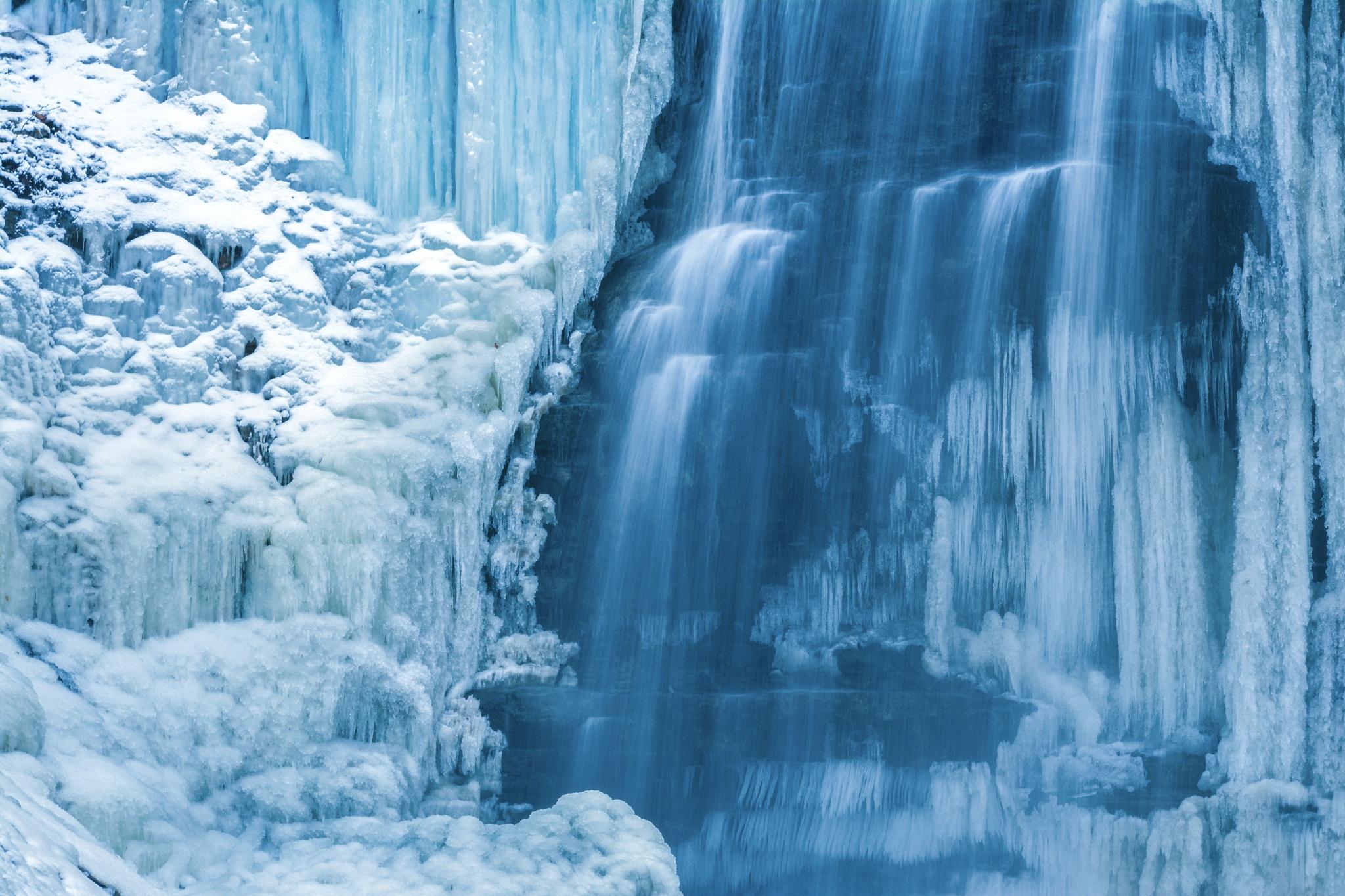 Tiffany Falls by kajen746
