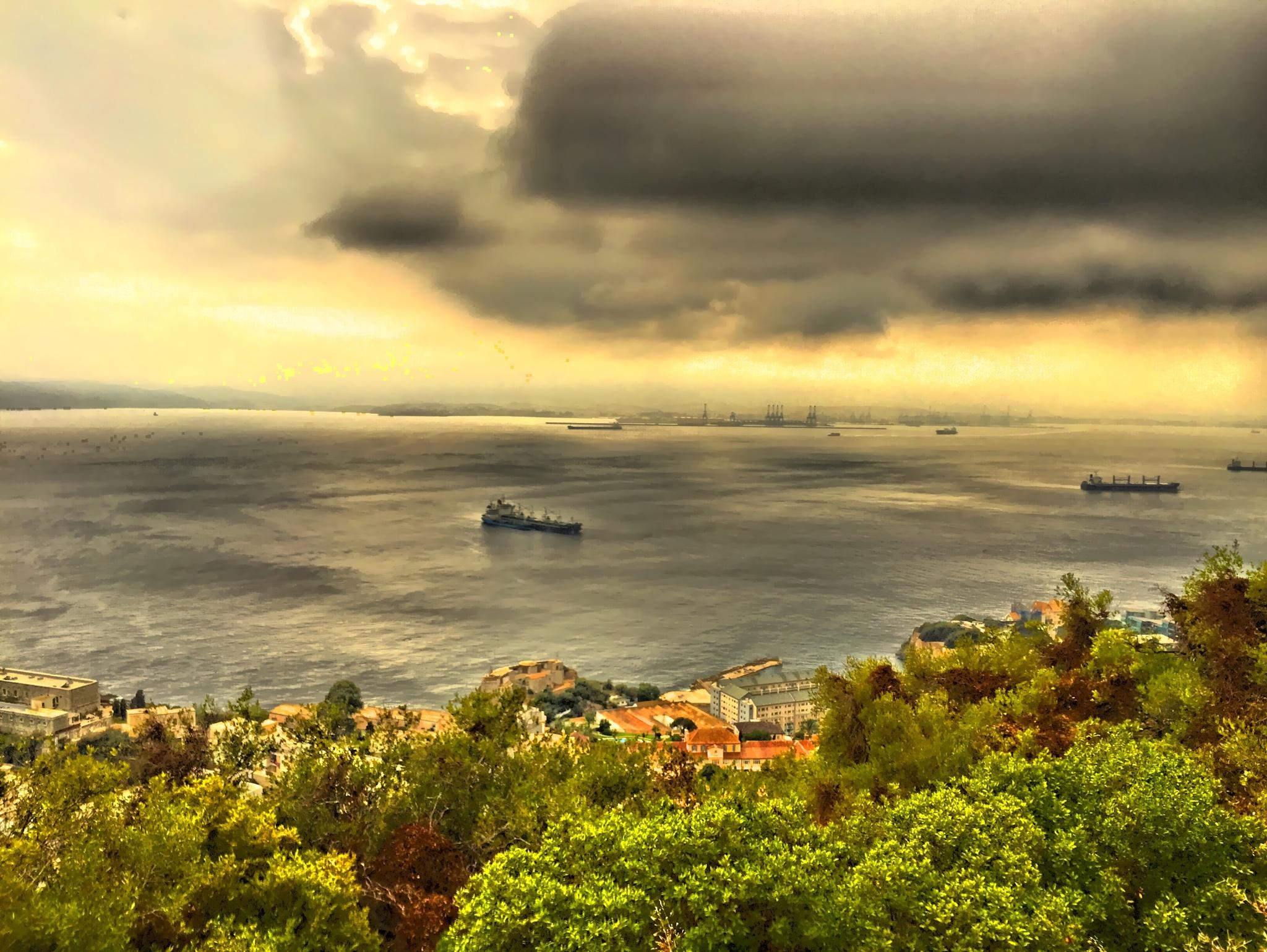 Gibraltar by iMelón