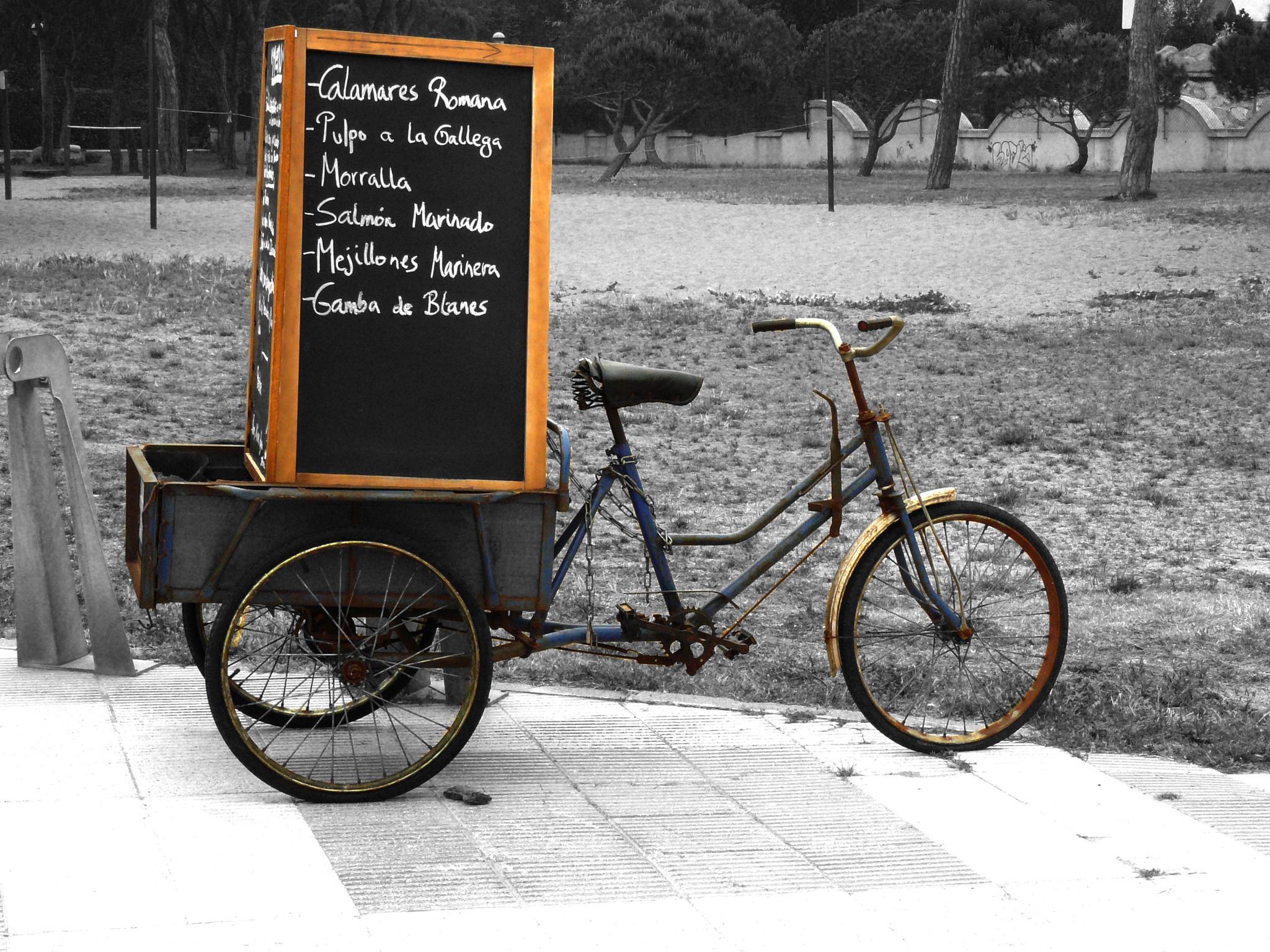 Ads on Wheels by Robert Julian
