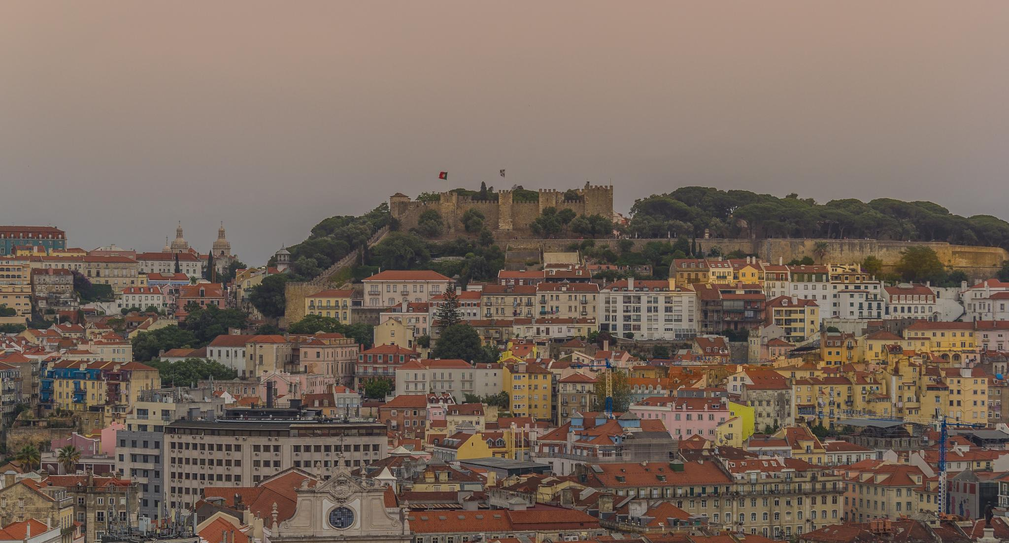 Old Lisbon by Nuno Dias
