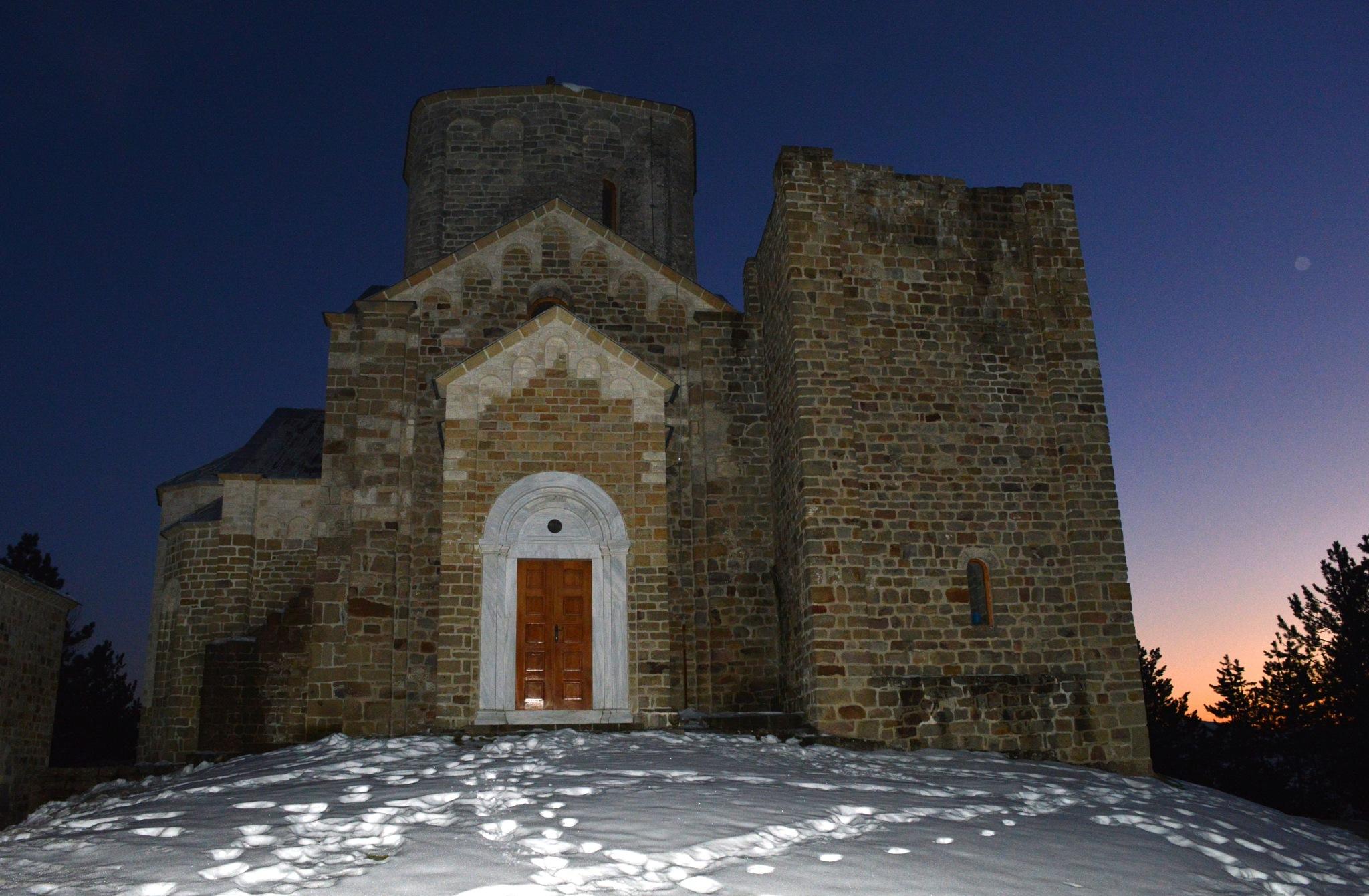 Church of St. George by Оlja