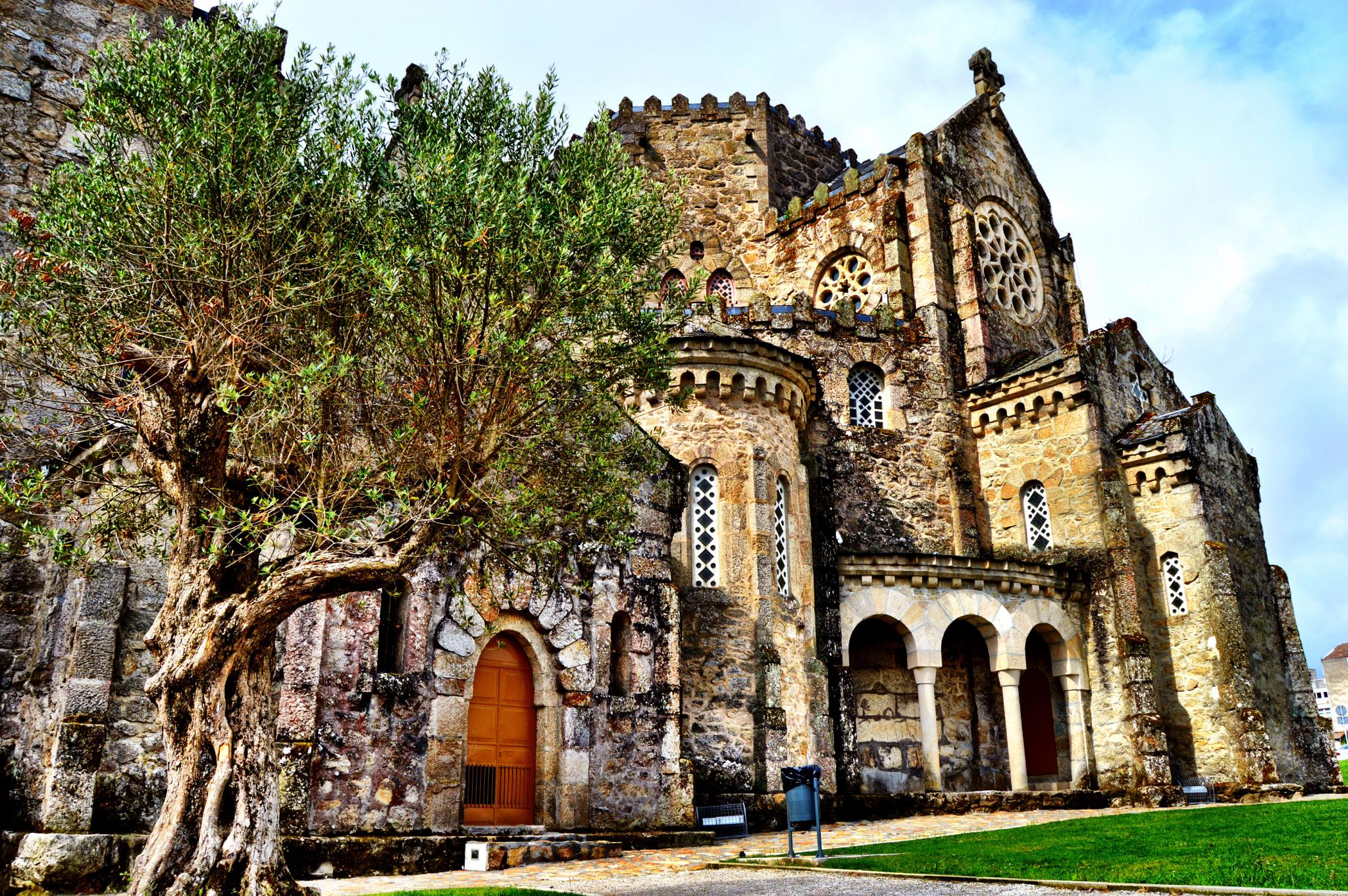 Iglesia de la Vera Cruz (O Carballiño - Spain) by Angel Alicarte Lopez
