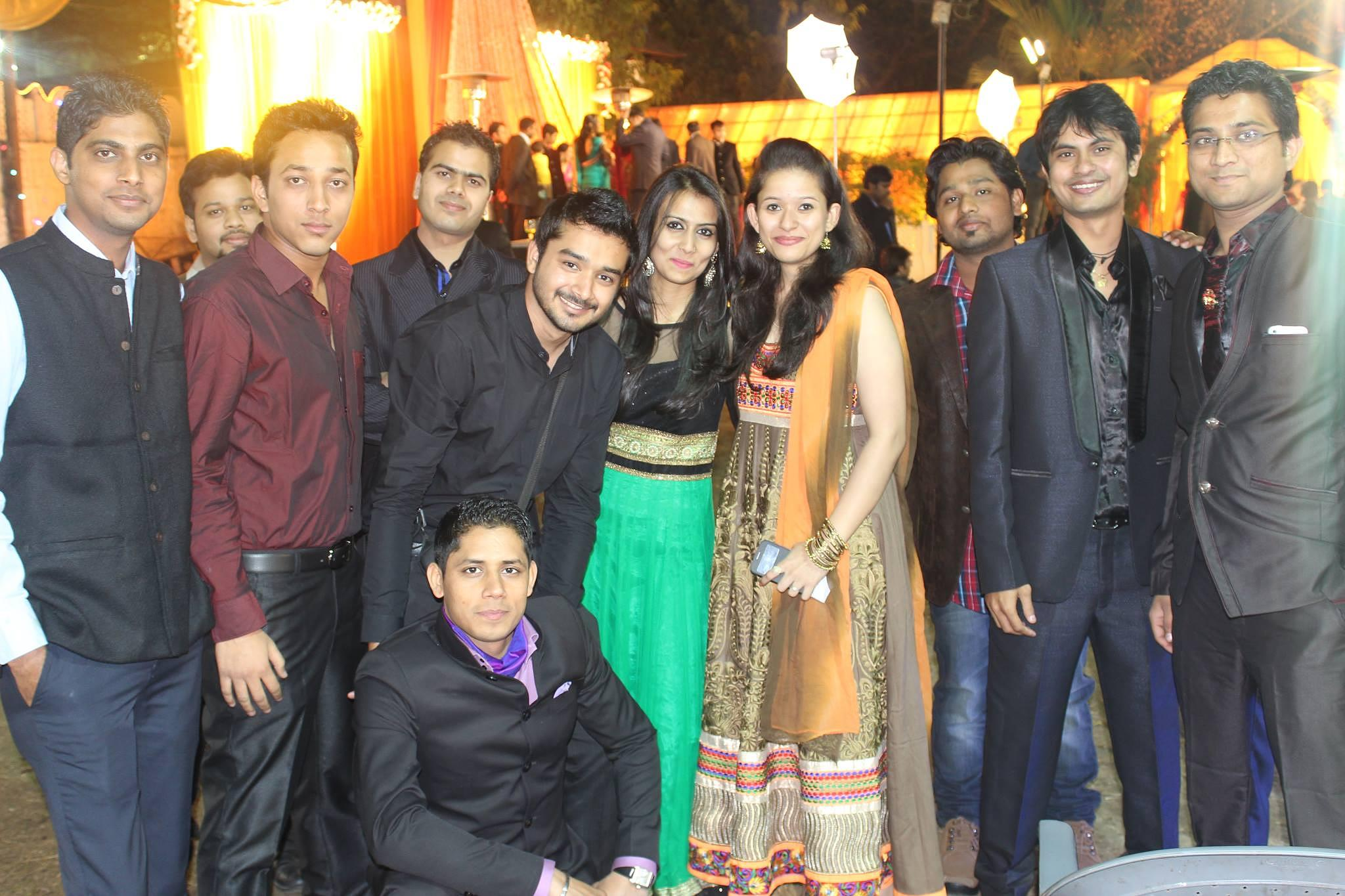 Photo in People #friends #wedding #indian #group #udaipur