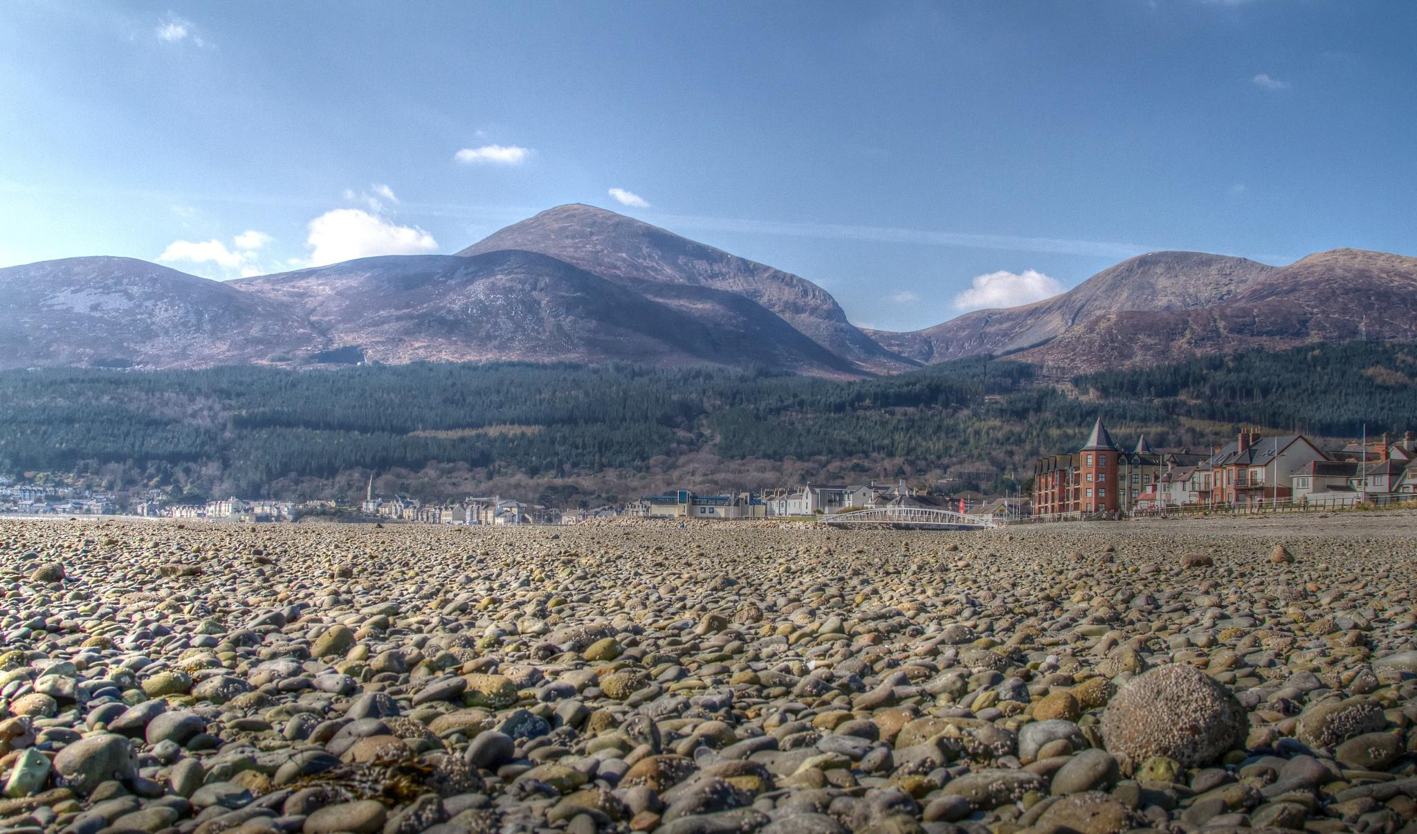 The Mournes by paul.hunter.526