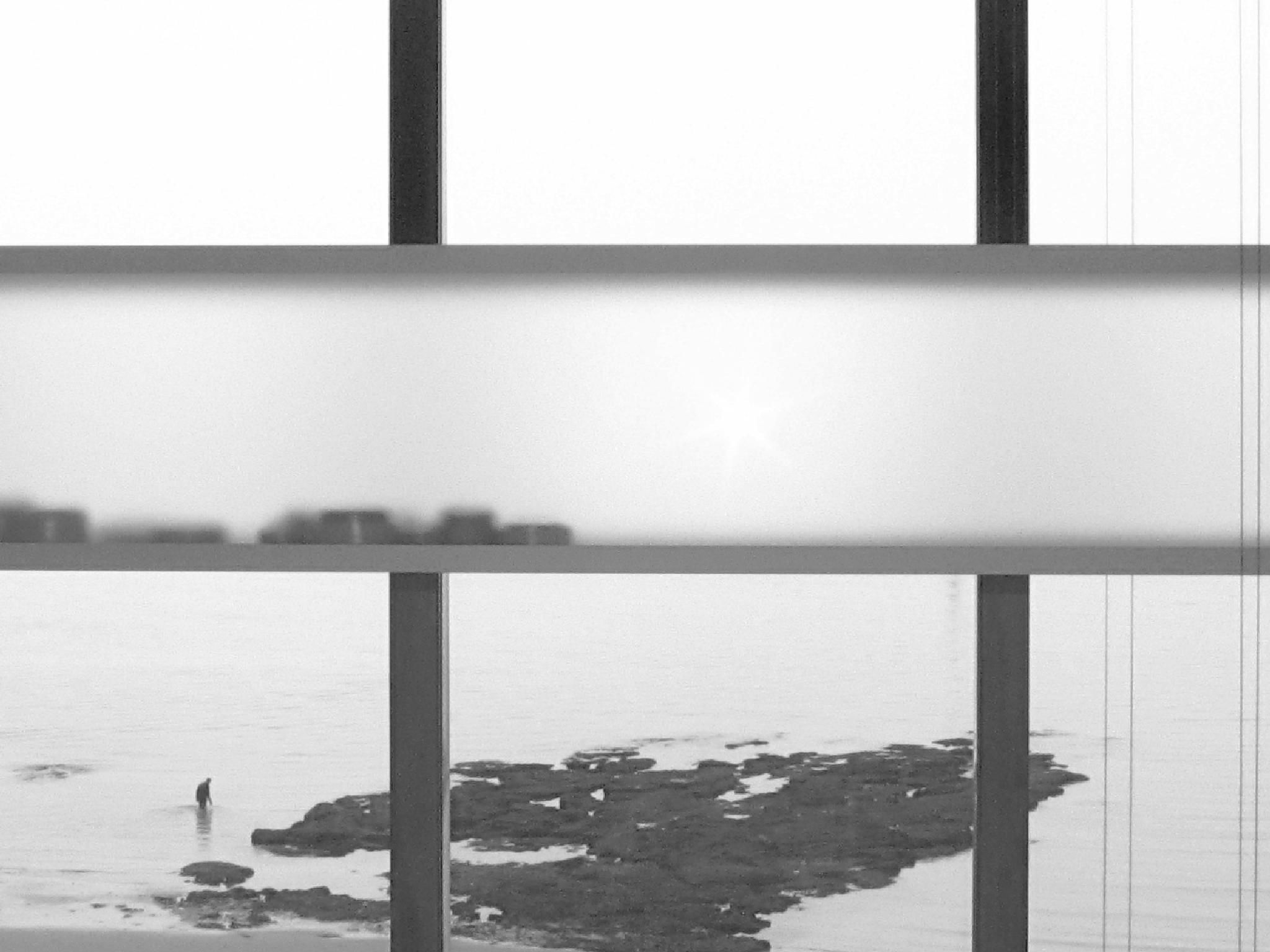 Viewing landscape through art, Turner Gallery, Margate by FRC