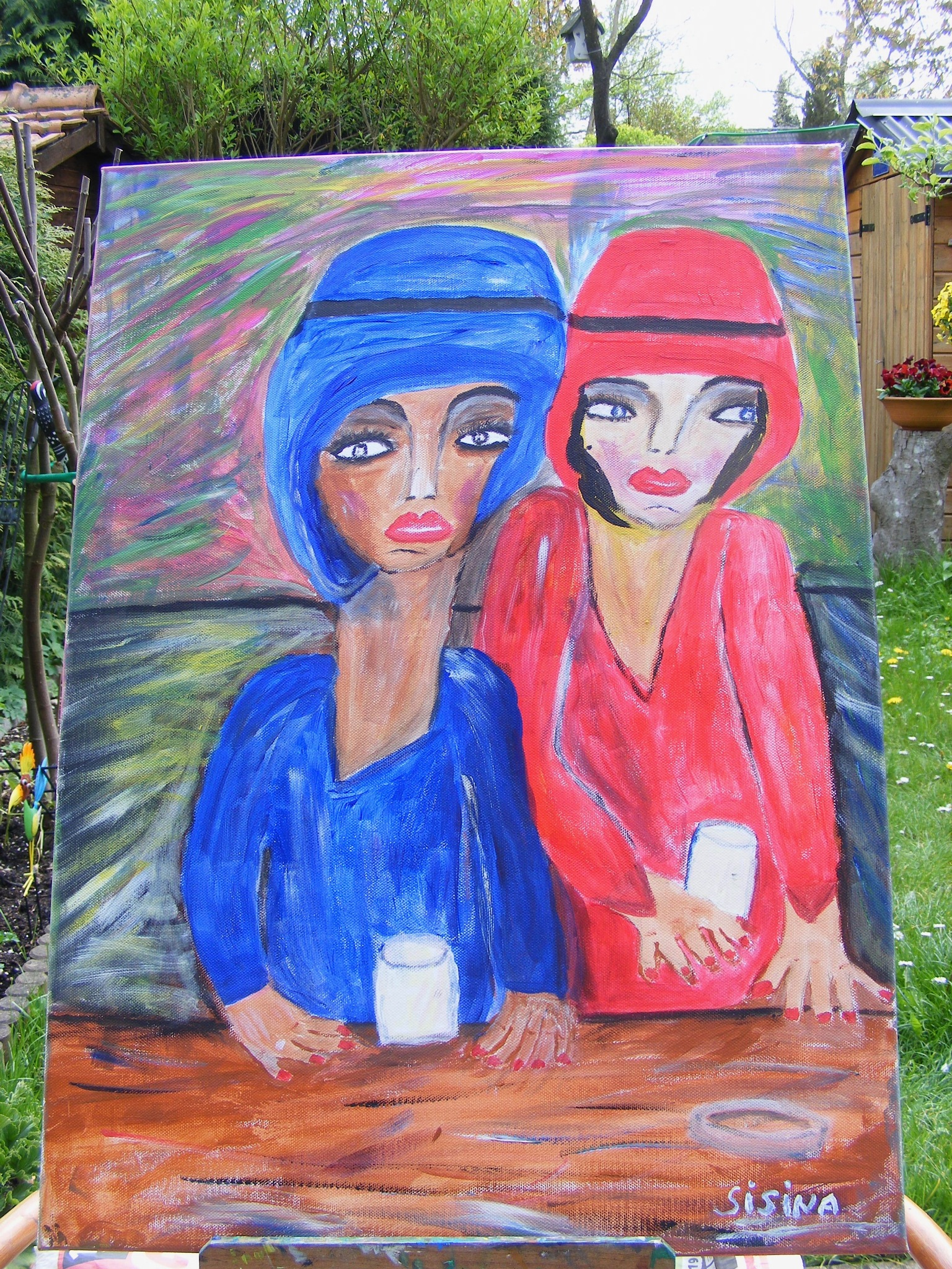 "Art  "" A MODO MIO "" by swernthaler"