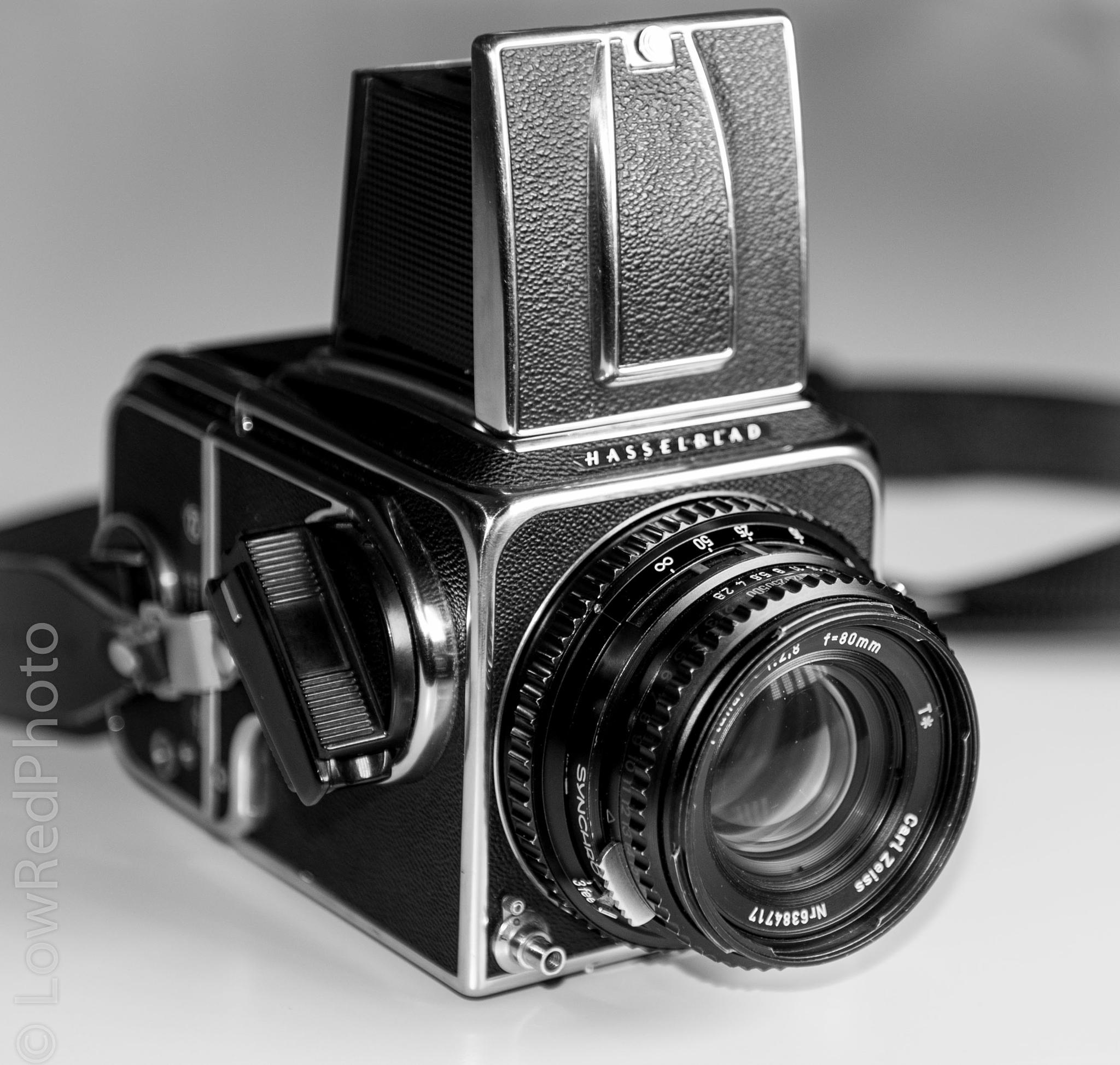 'Hasselblad' by LowRedPhoto