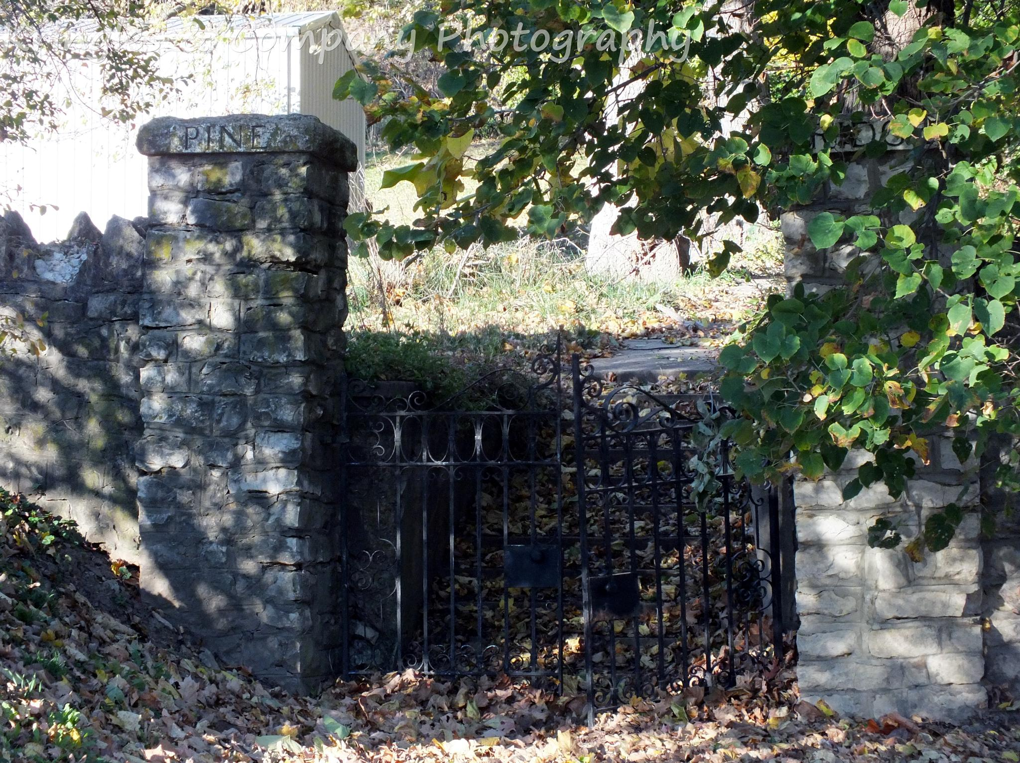 Gated  by don.wormsley