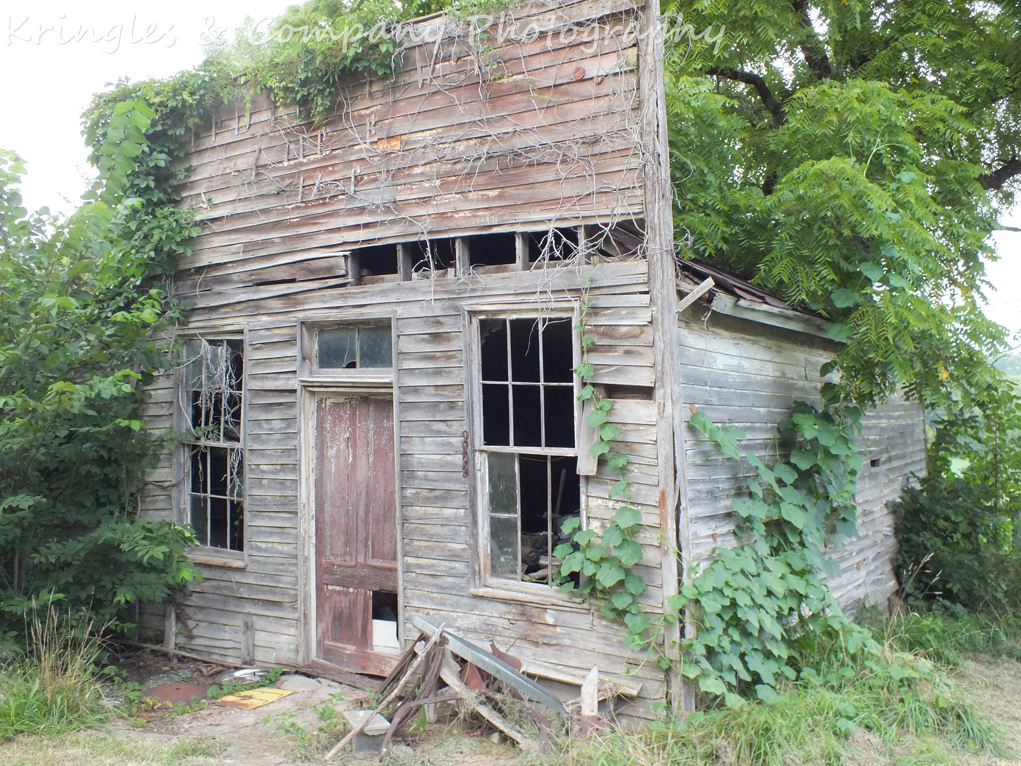 1800 s Country Store  by don.wormsley