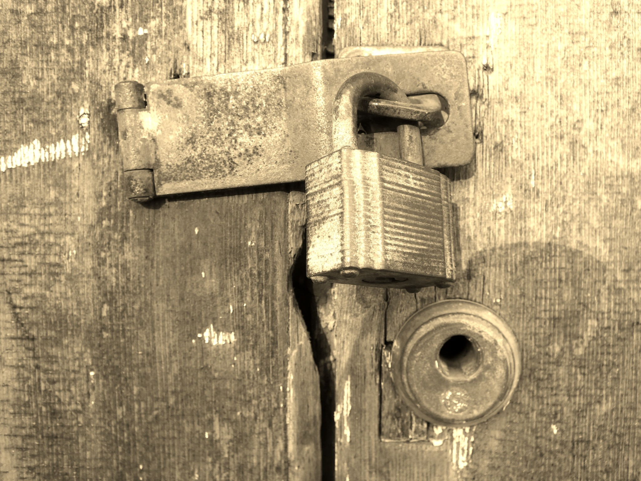 Photo in Black and White #rural #still life #architecture