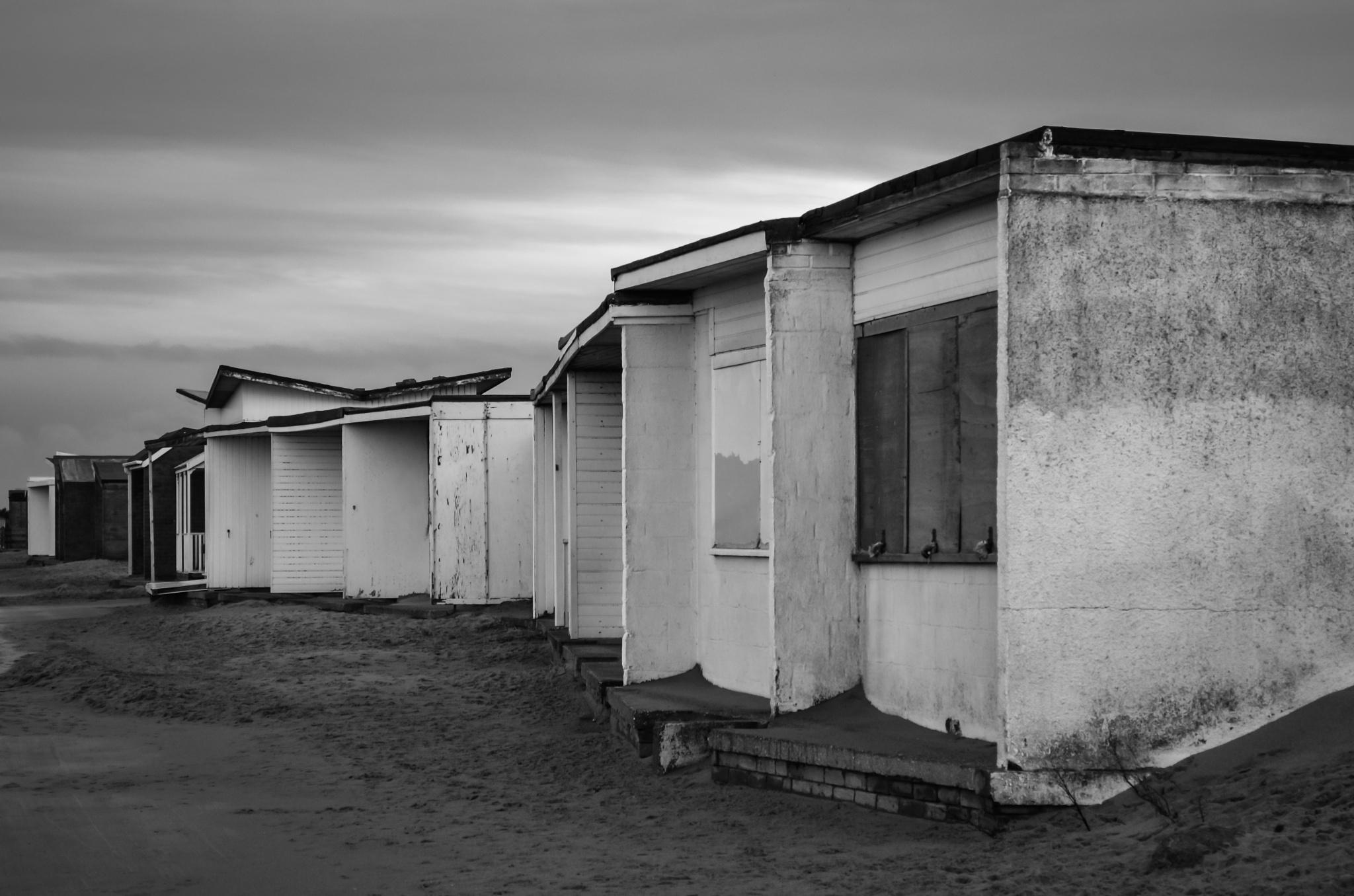 Beach Huts by gill.kennett.9