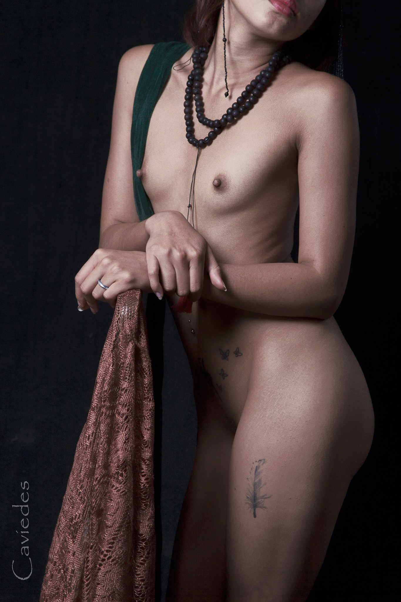 Odeth Body Part by Francisco Caviedes