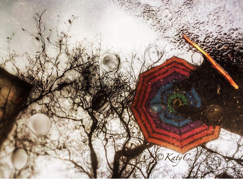 Photo in Random #water #colours #rain