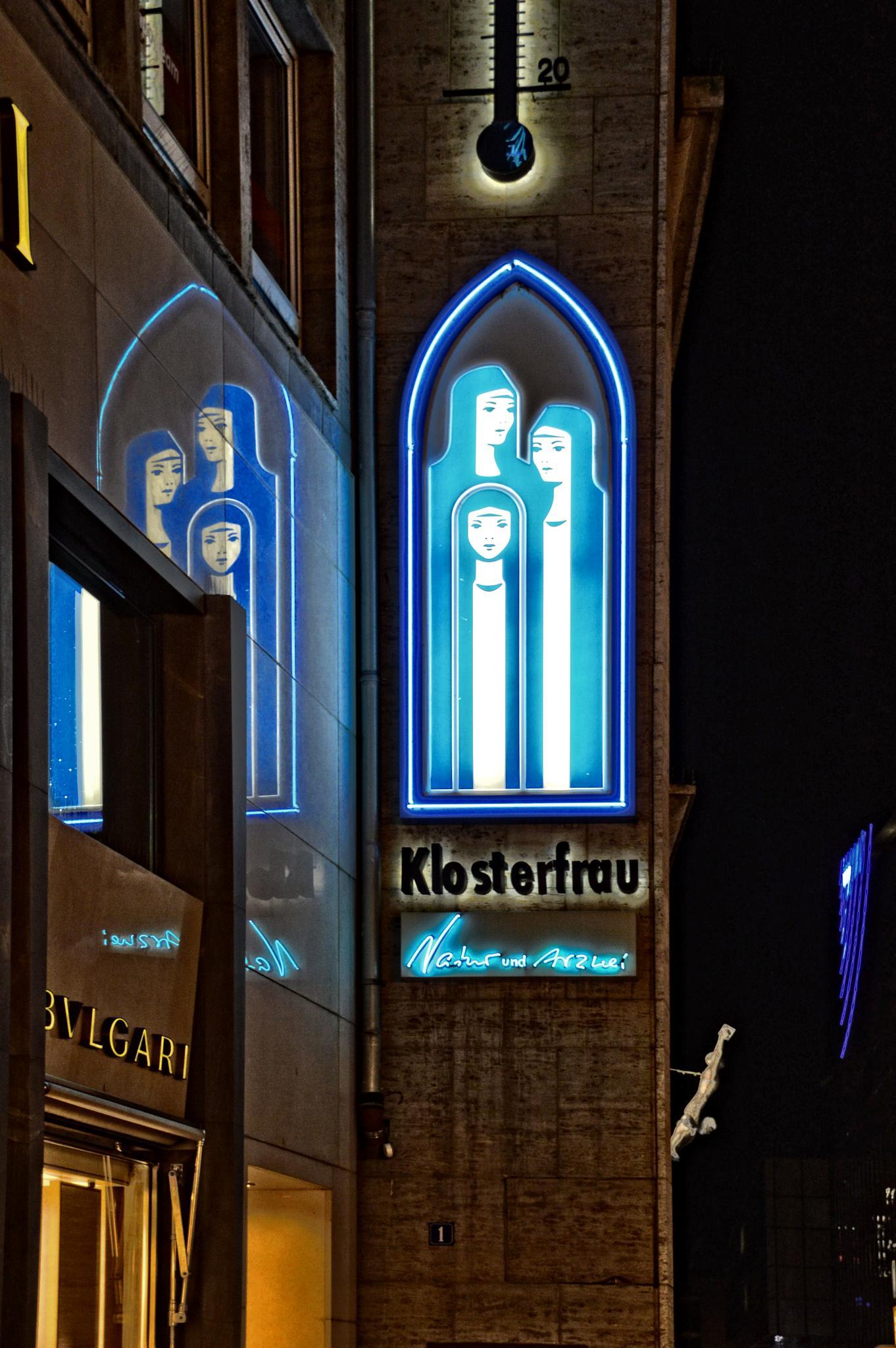 Köln bei Nacht by RoPaFue