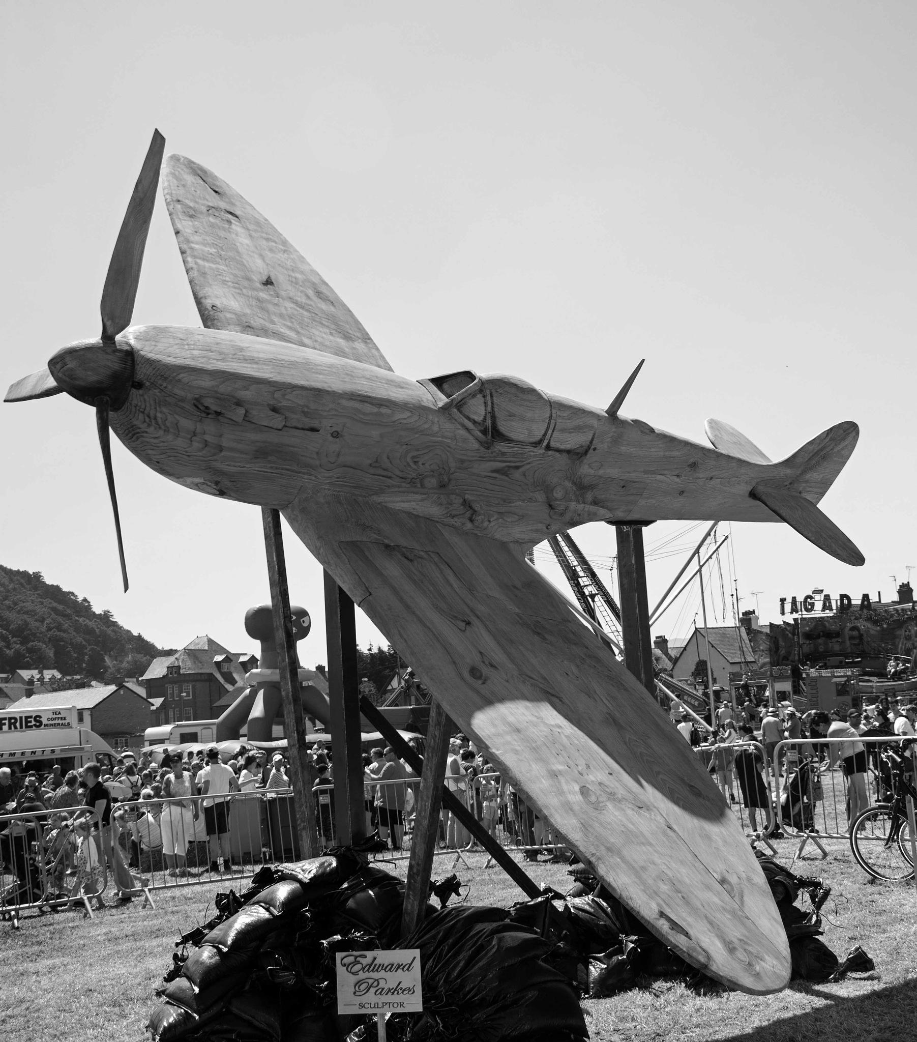 Spitfire by ianjck
