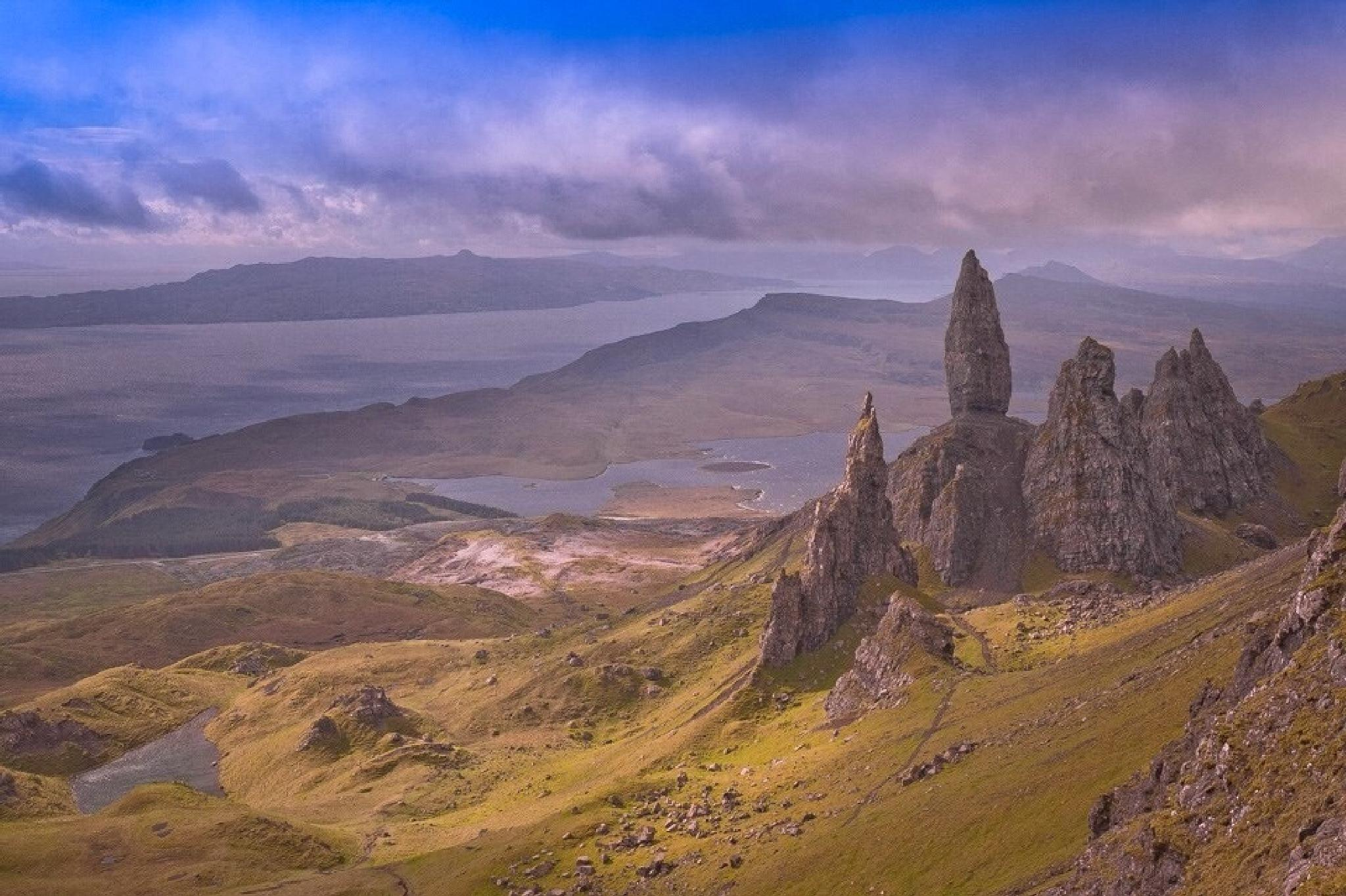 The Old Man of Storr. by john.thow.37