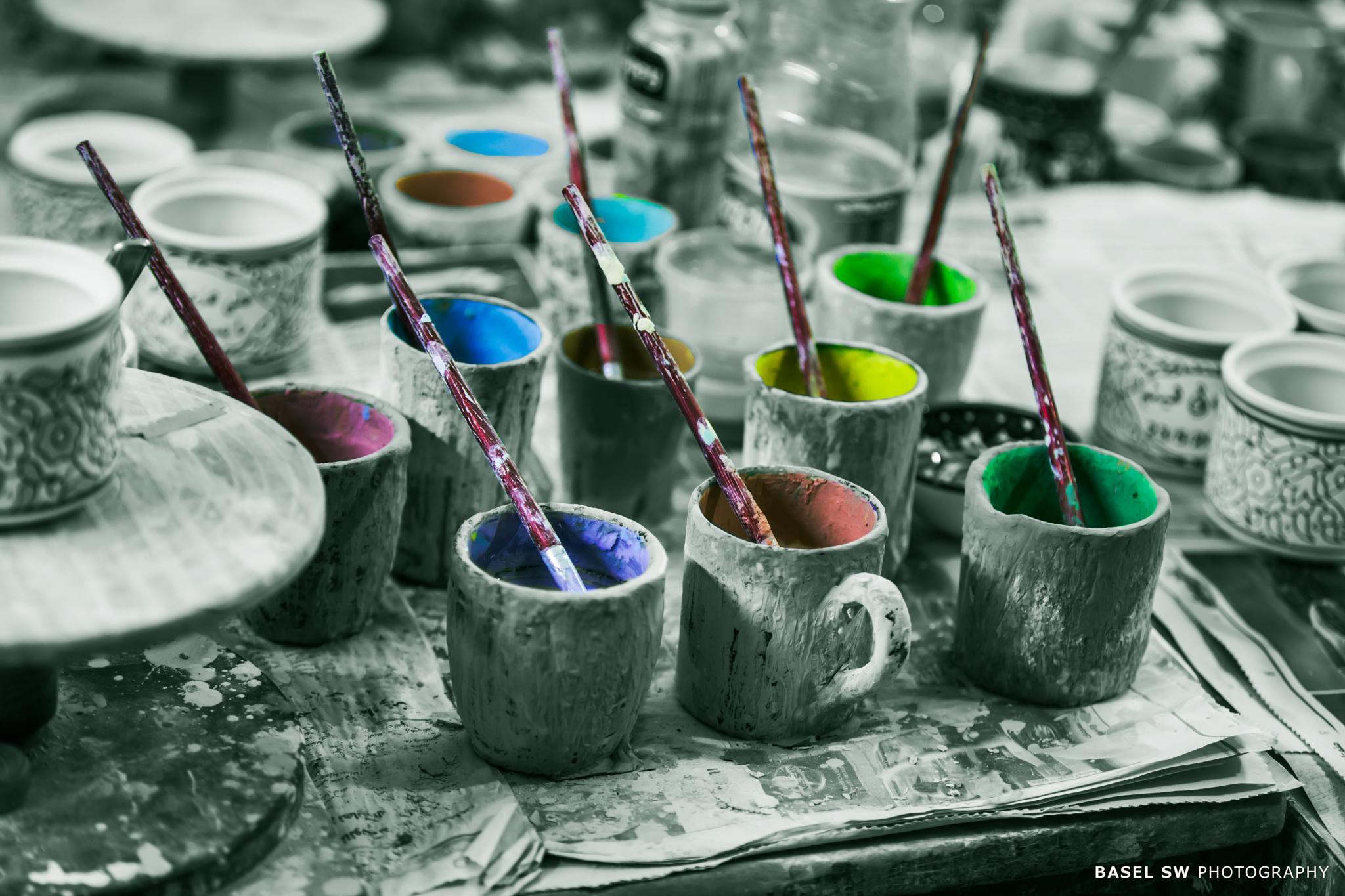 COLORES by basel.m.sawalhi