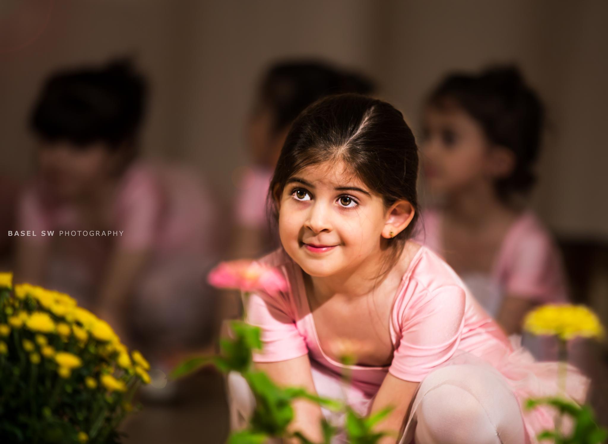 little dancer by basel.m.sawalhi