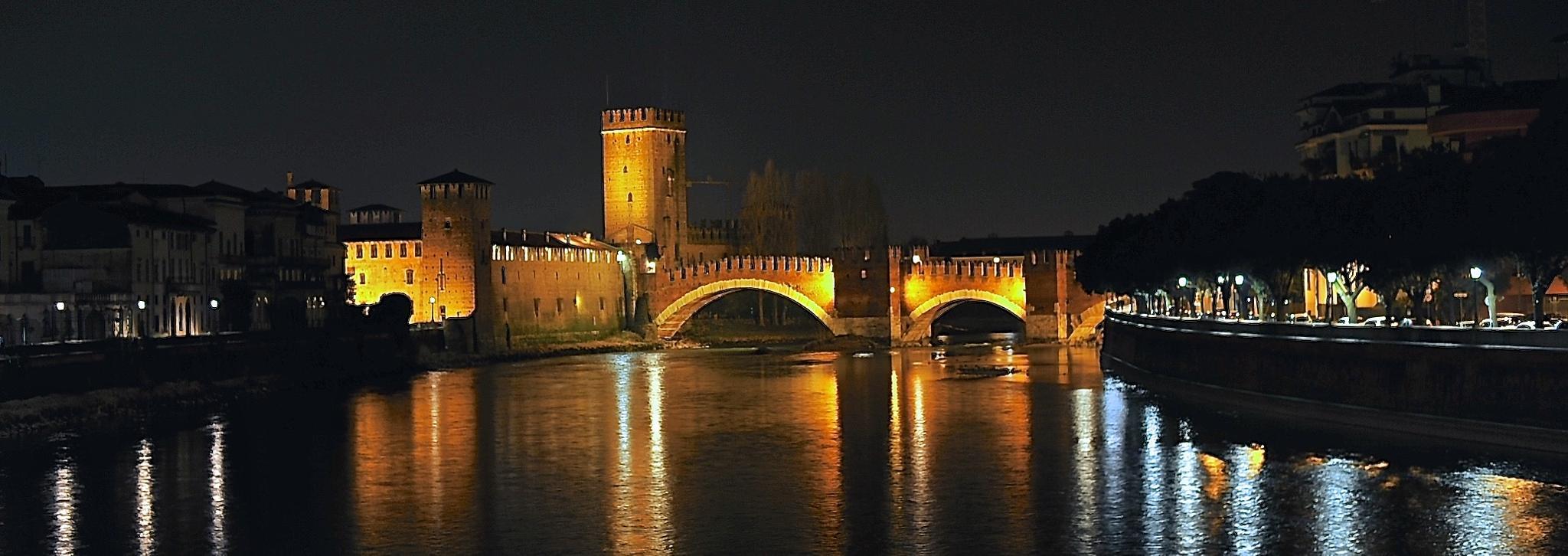 CASTELVECCHIO ...VERONA:::ITALY by checasin