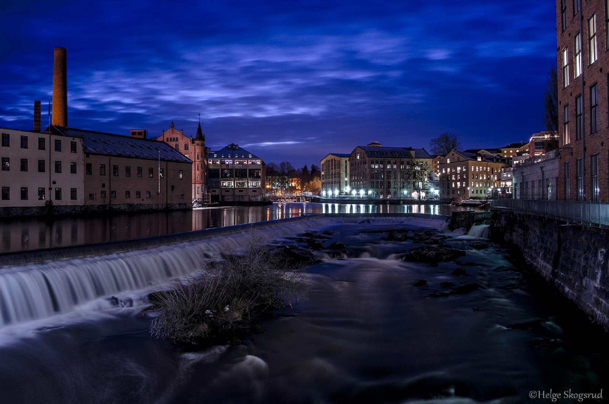 Photo in Street Photography #river #norrköping #scandinavia #sweden