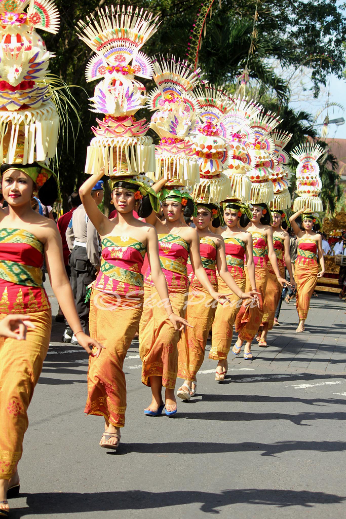 Balinese Arts Party 2015 by Eka Purna Sumeika