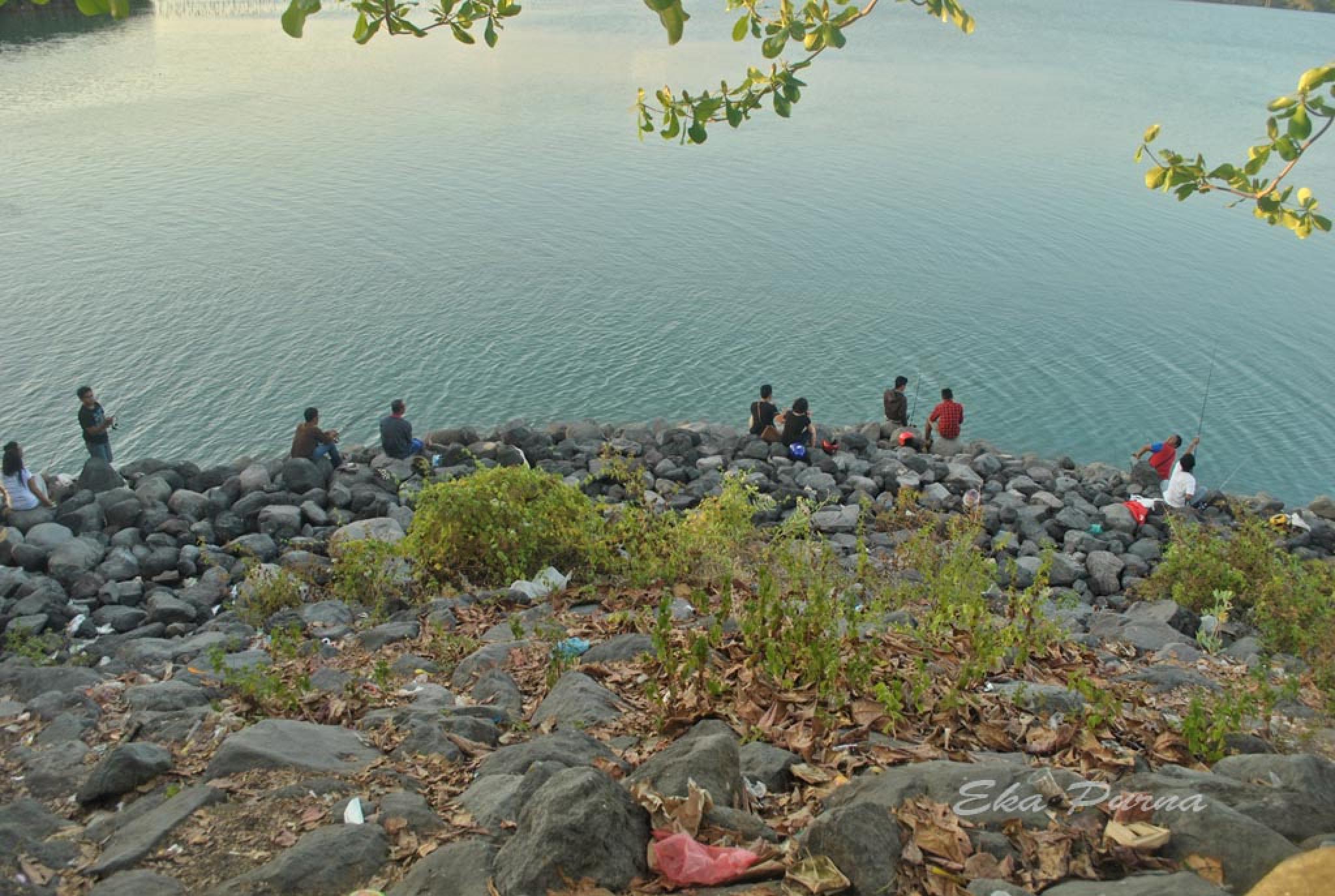 Serangan Island by Eka Purna Sumeika
