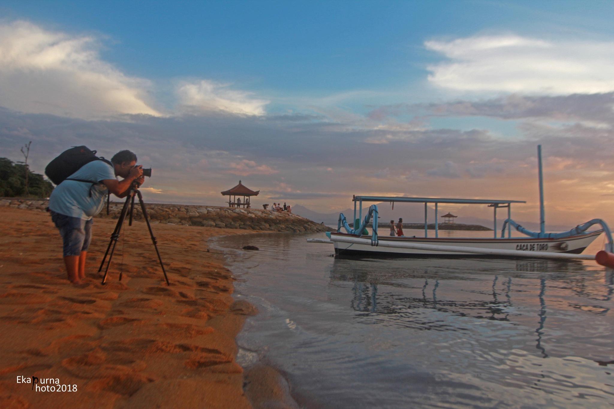 The Photographer by Eka Purna Sumeika