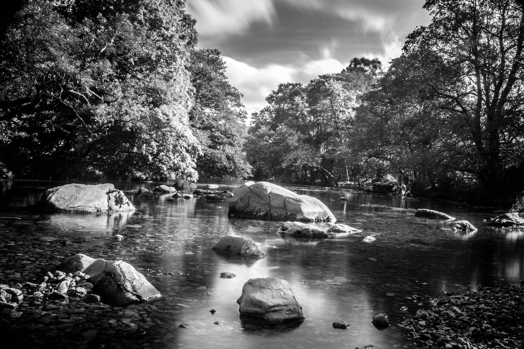 Lake District, Elter Water by matt