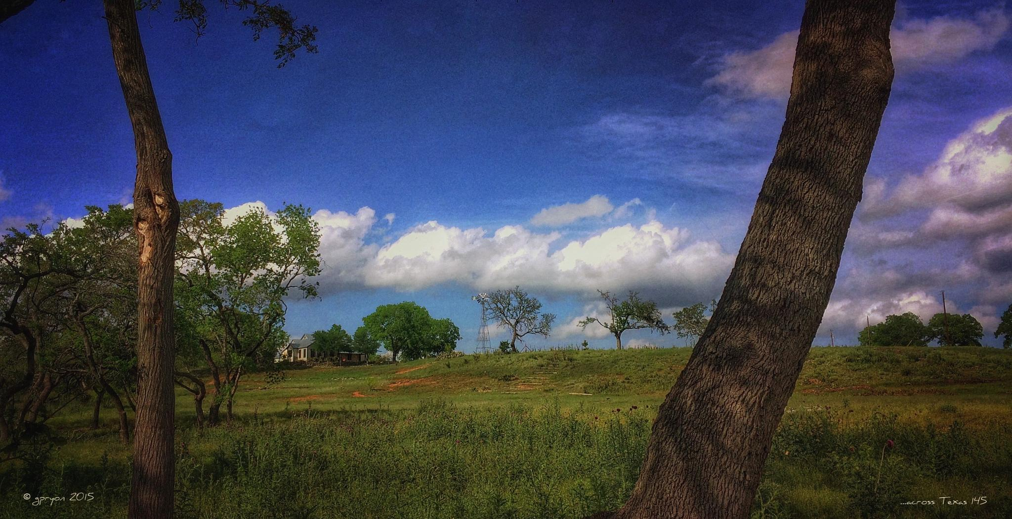 ...across Texas 145 by gpryon