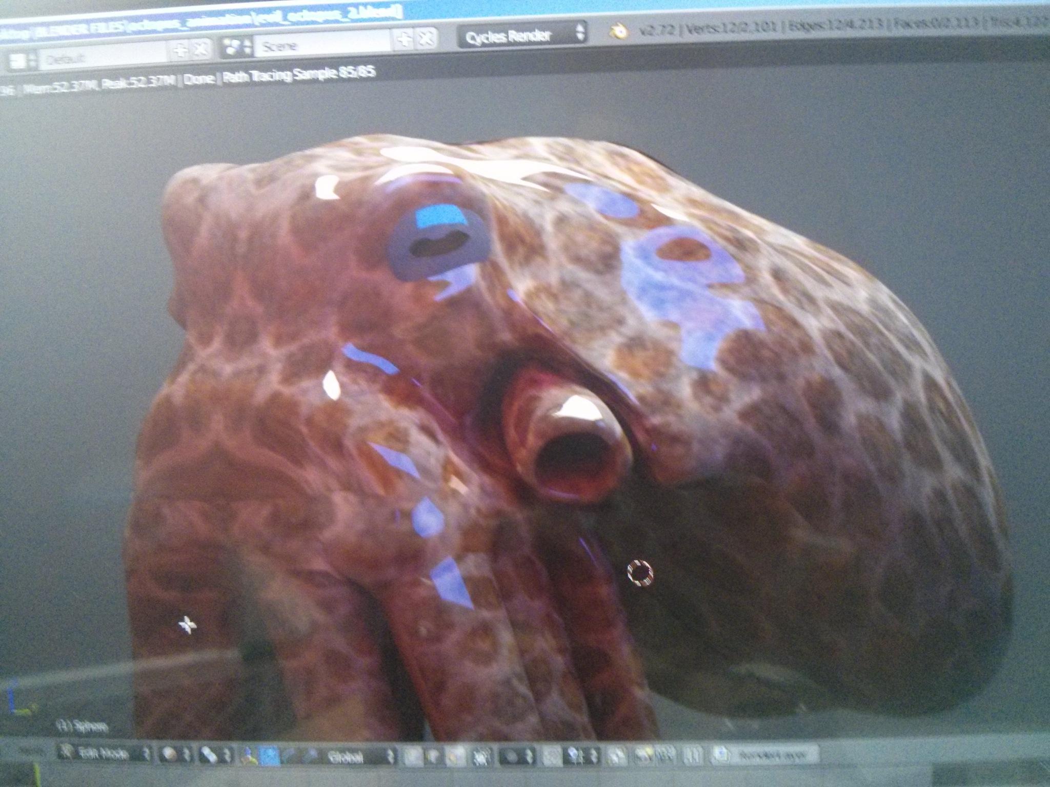 Octopus by LexBC