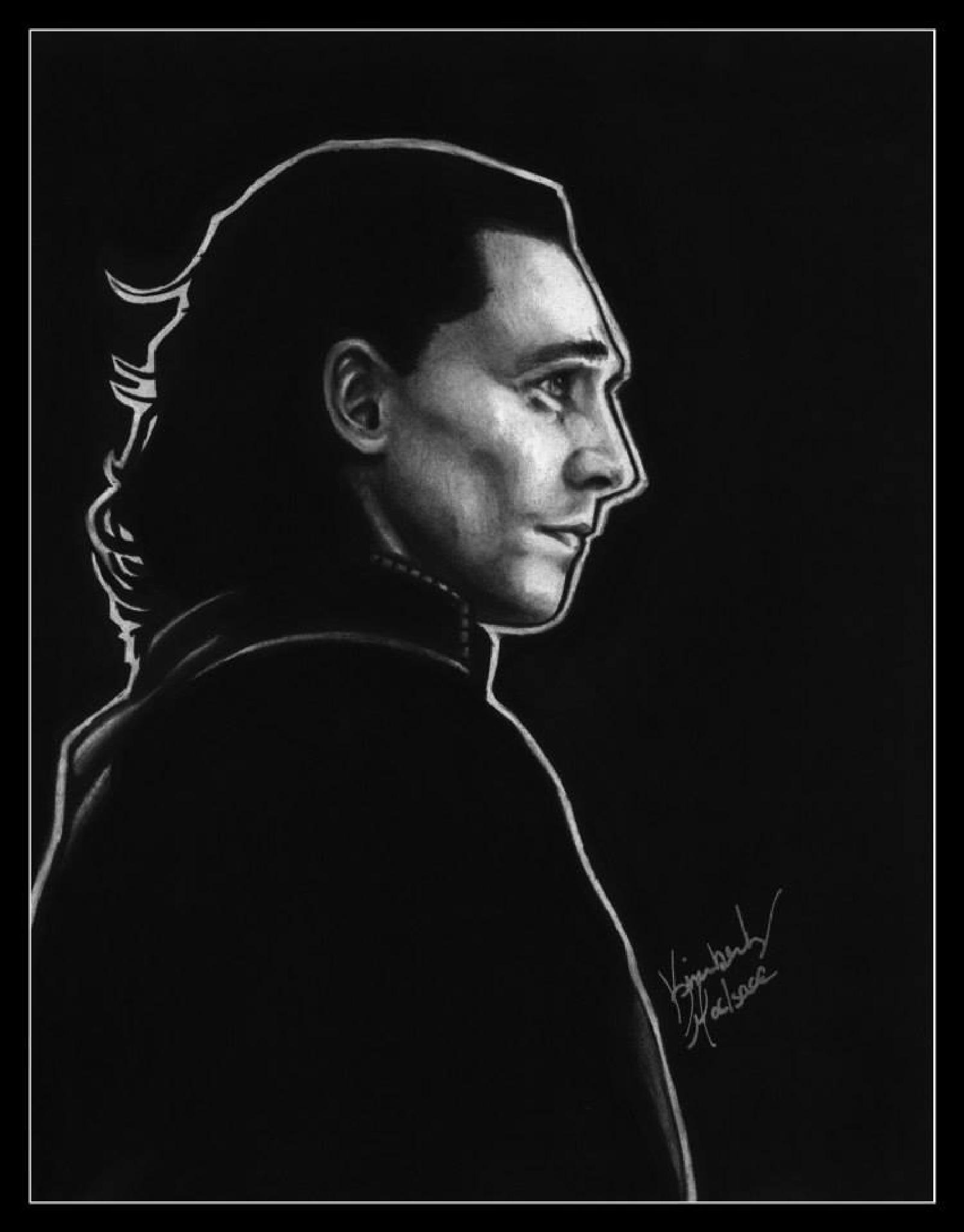 Loki by Kimberly MacIsaac