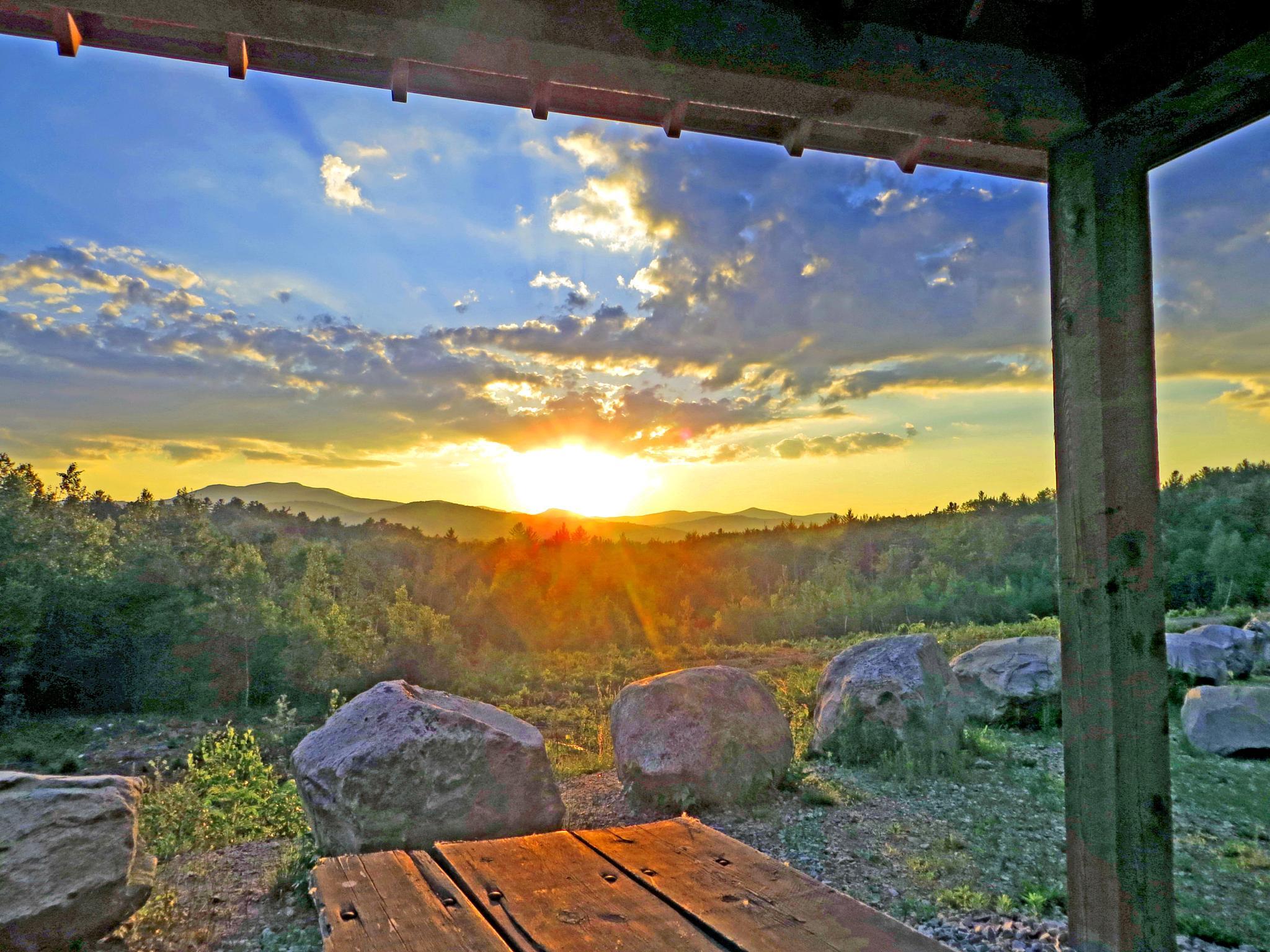 Photo in Landscape #sun rise #sun down #sun burst #nature #sun
