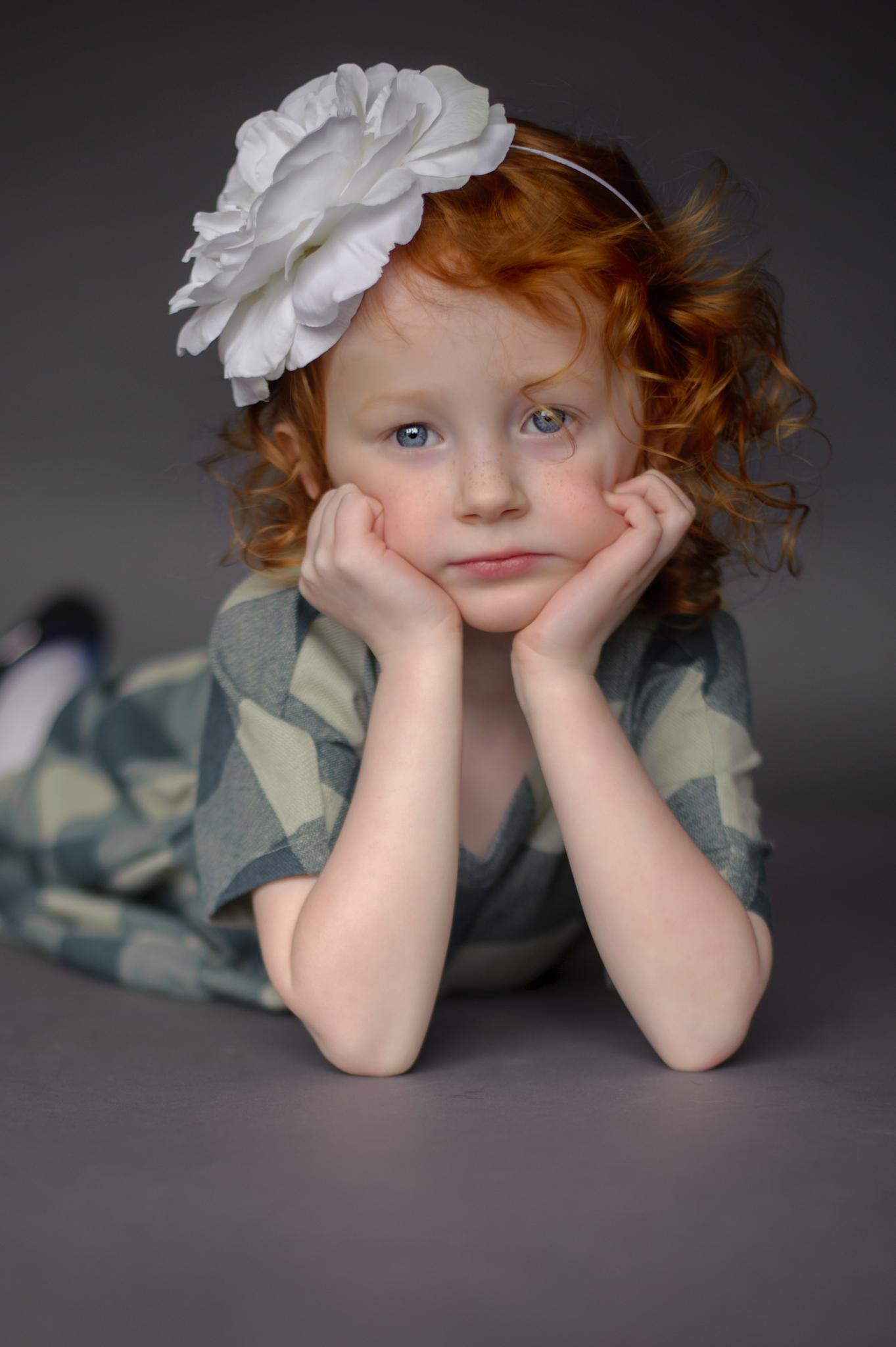 Photo in Random #children #red hair