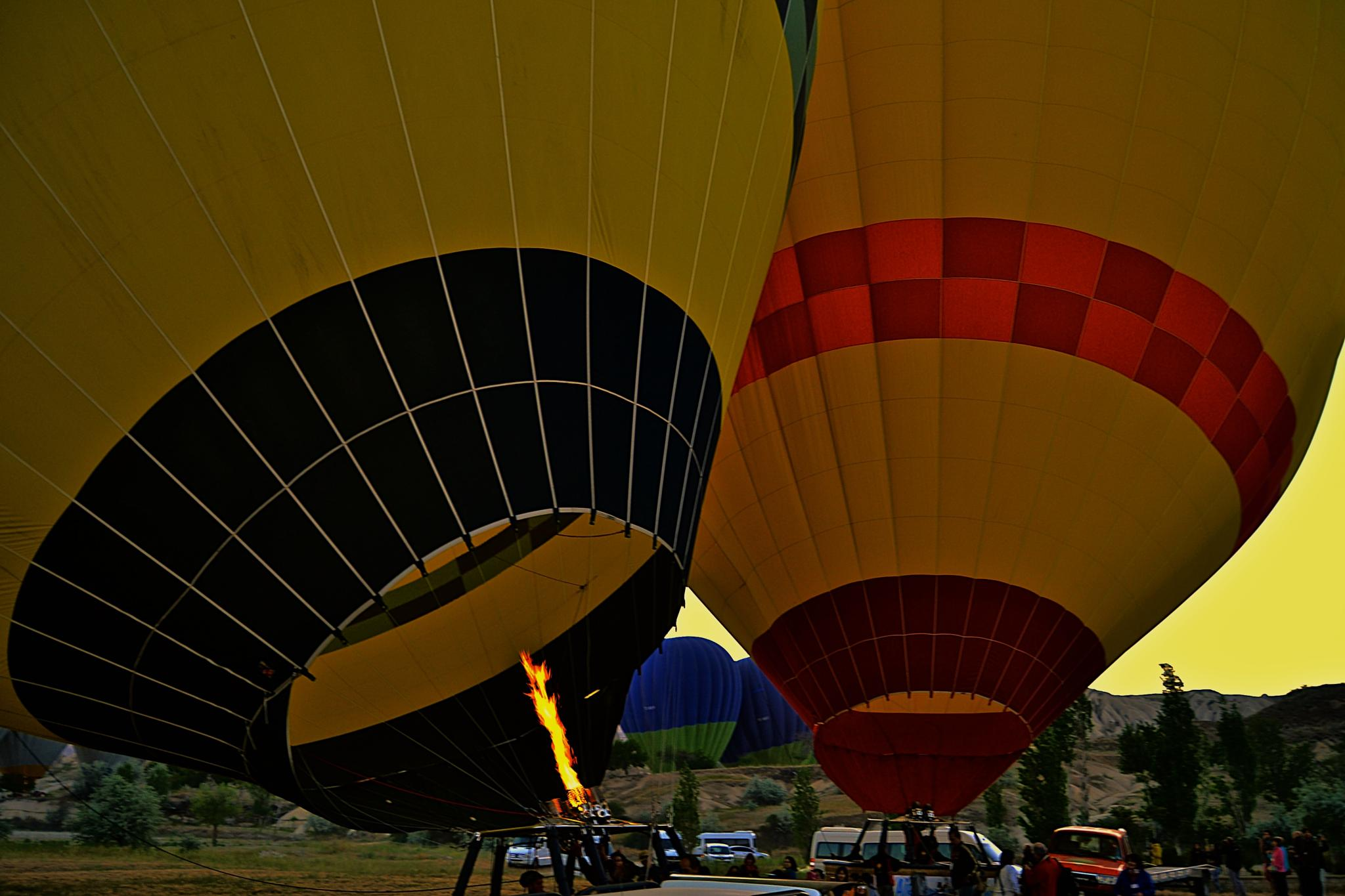 Up, Up and Away by ramuel.derige