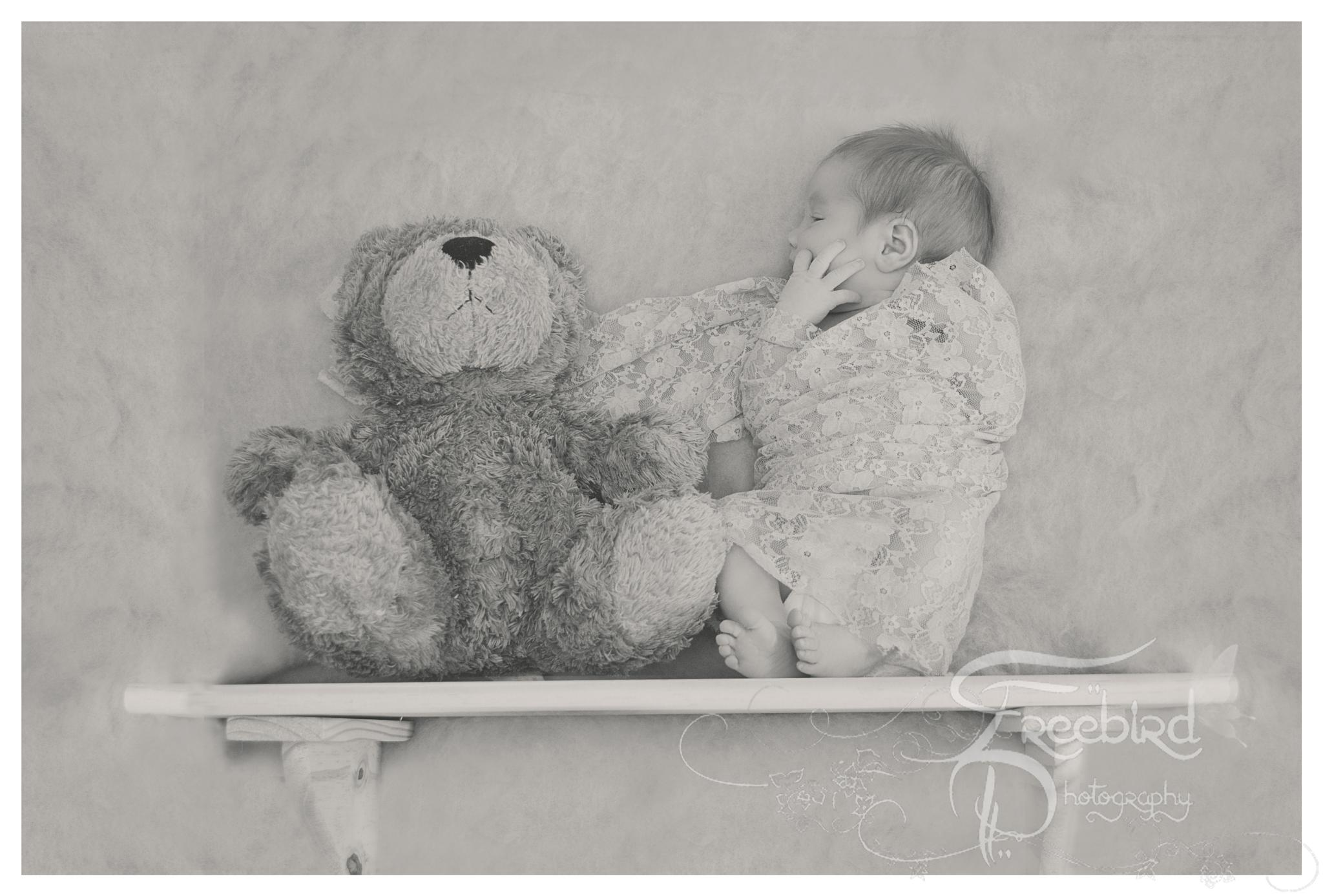 Photo in Portrait #baby #newborn #shelf